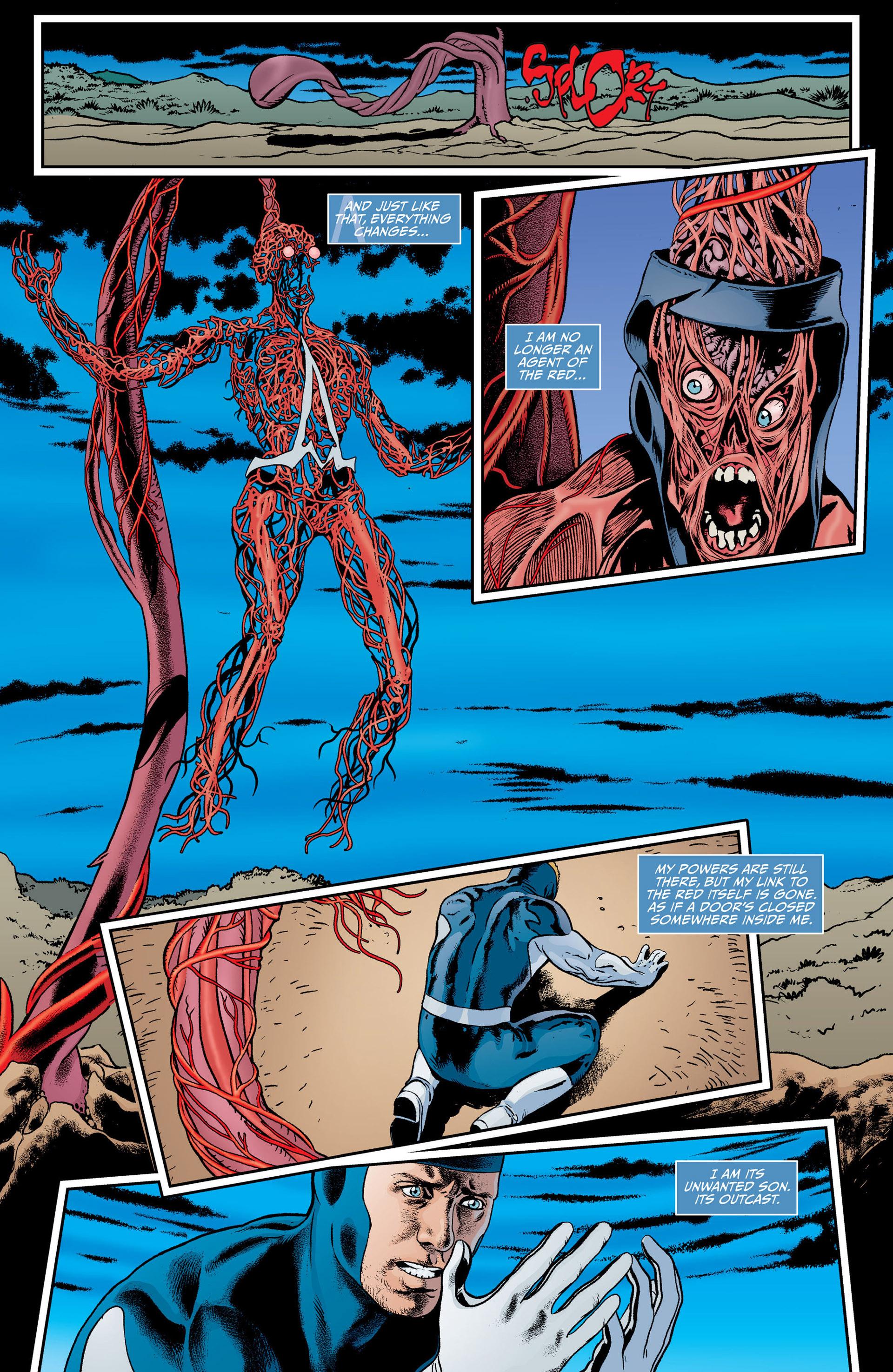 Read online Animal Man (2011) comic -  Issue #19 - 20