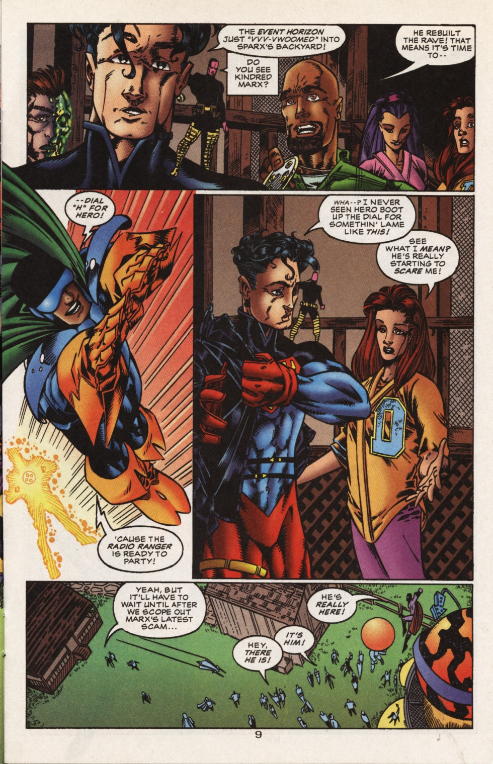 Superboy & The Ravers issue 15 - Page 10