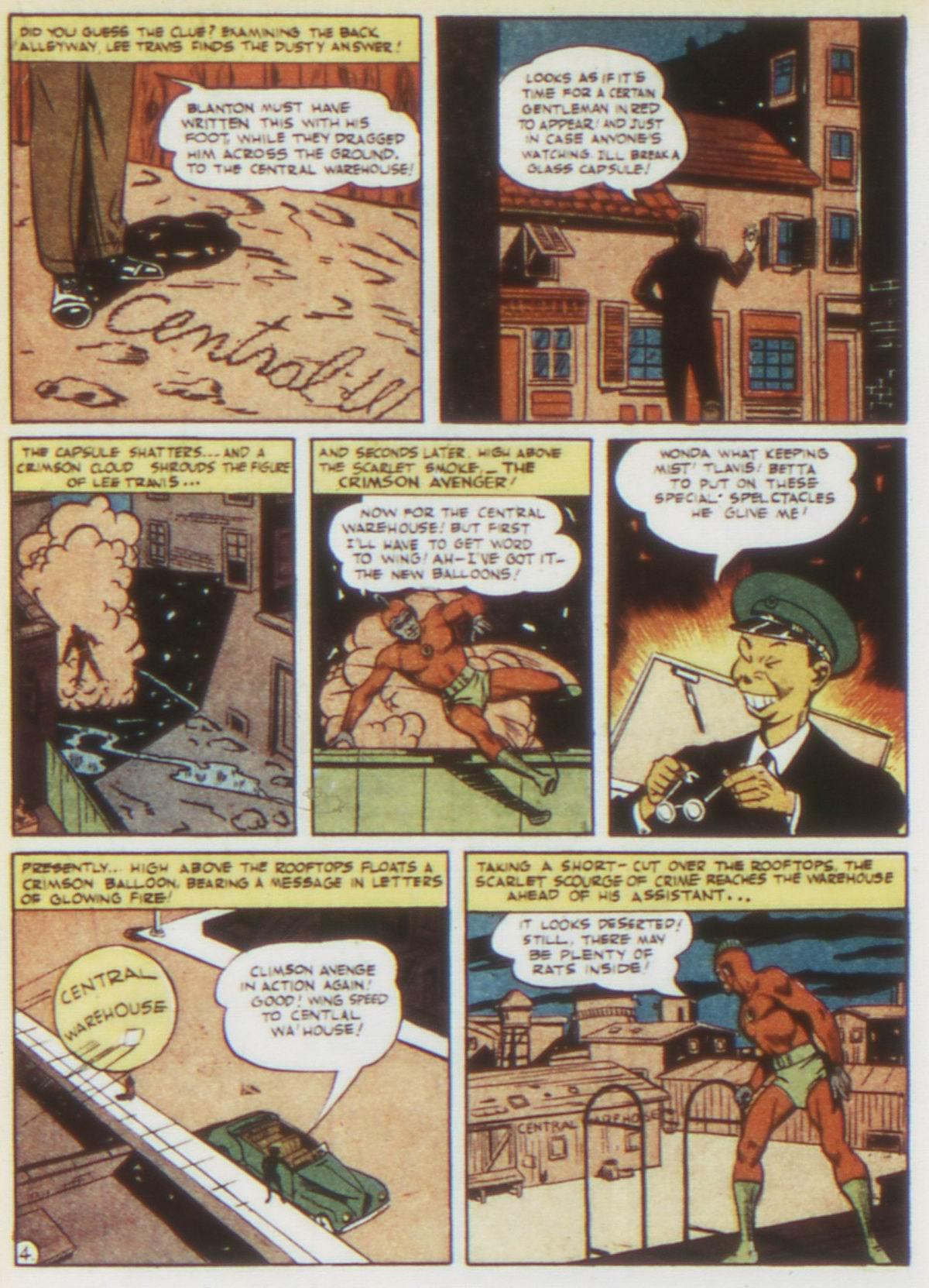 Read online Detective Comics (1937) comic -  Issue #75 - 34