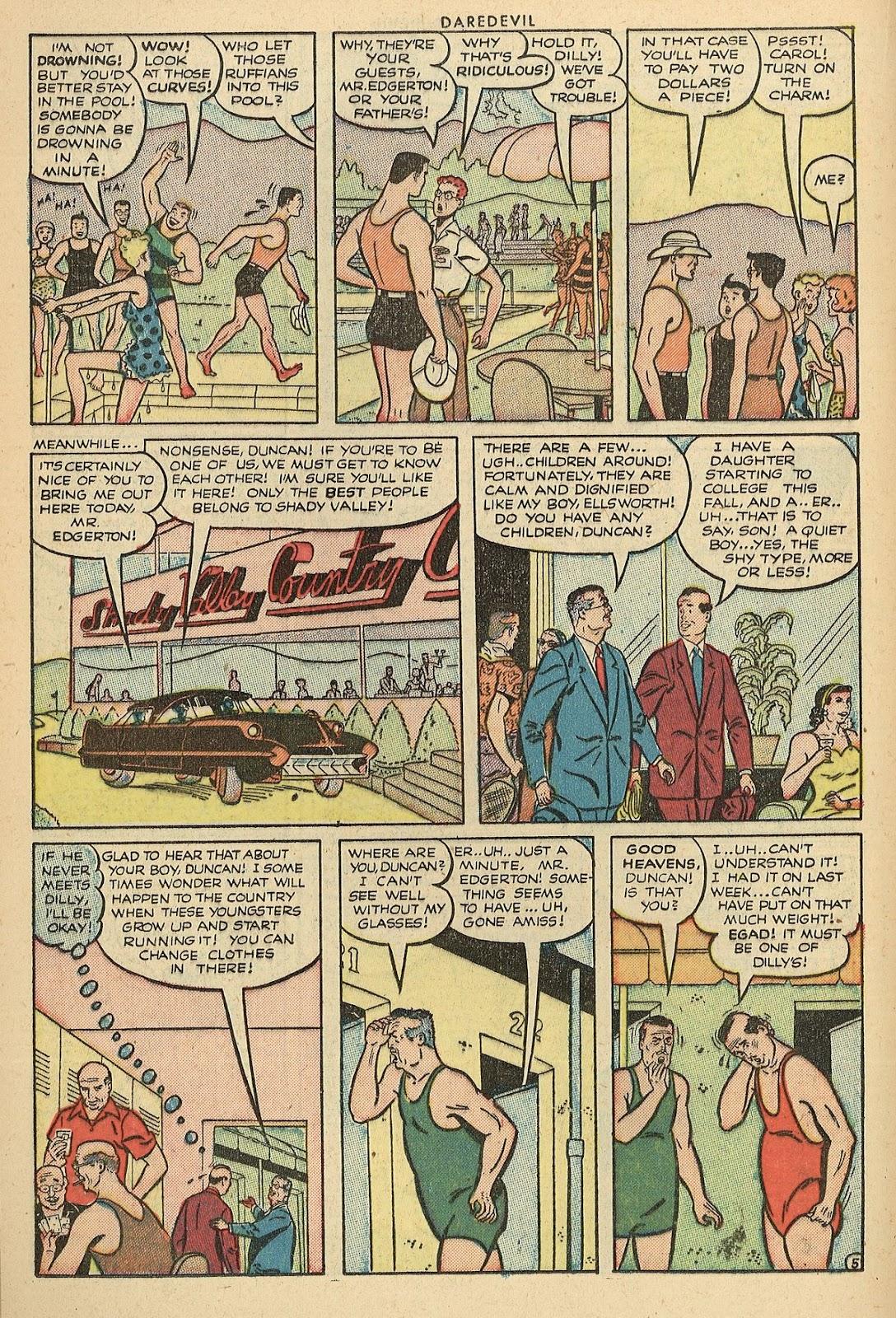 Daredevil (1941) issue 101 - Page 20