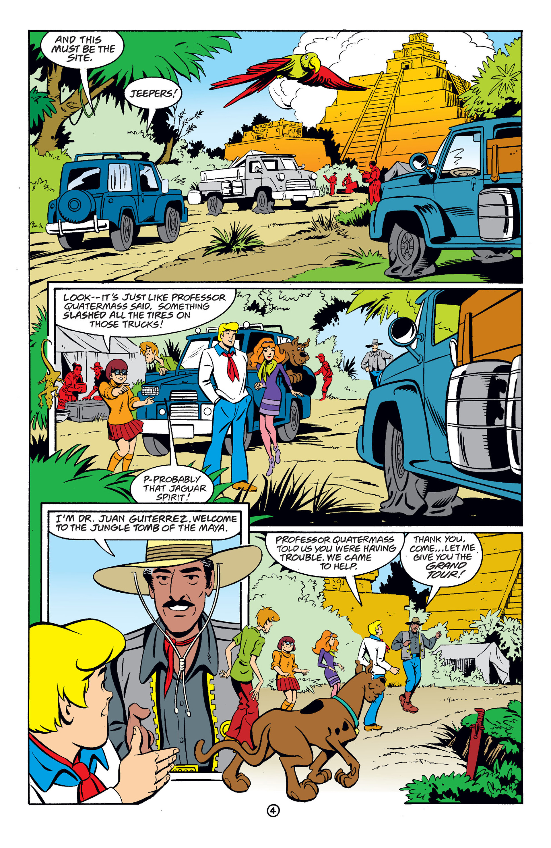 Read online Scooby-Doo (1997) comic -  Issue #38 - 5