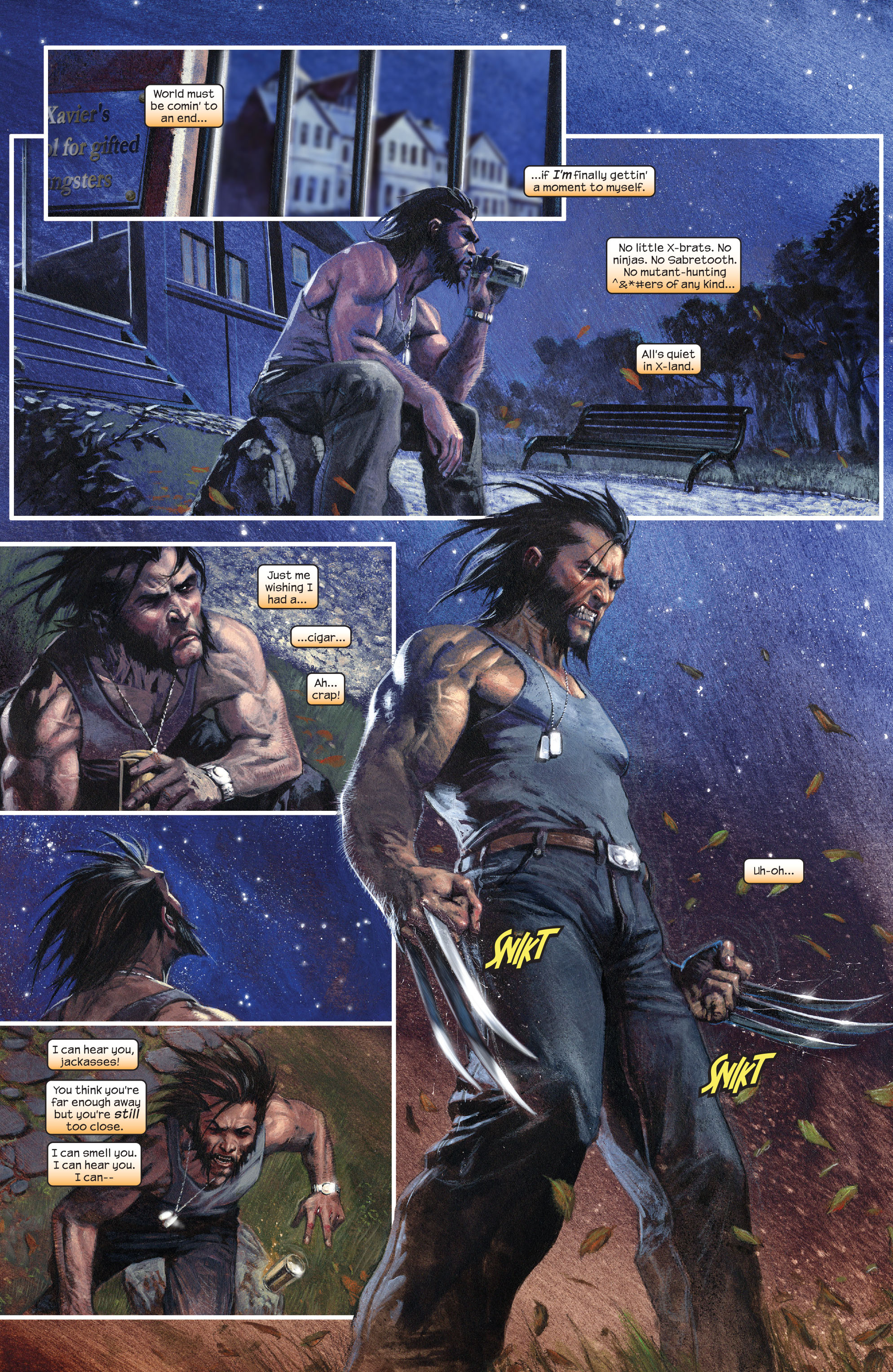 Read online Secret War comic -  Issue # Full - 75