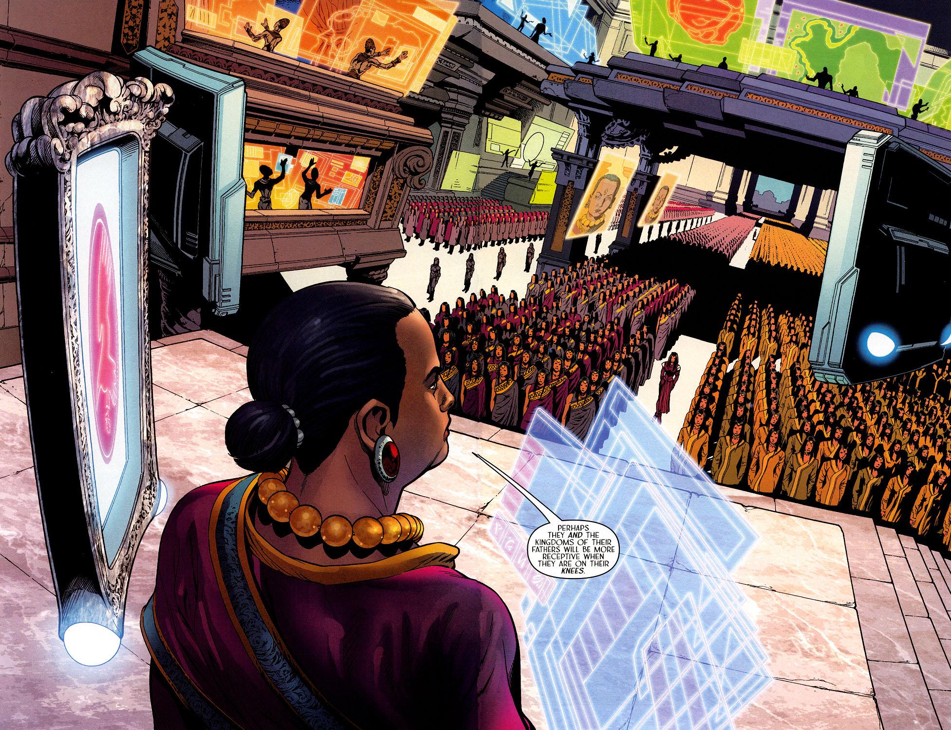 Read online Scion comic -  Issue #40 - 5
