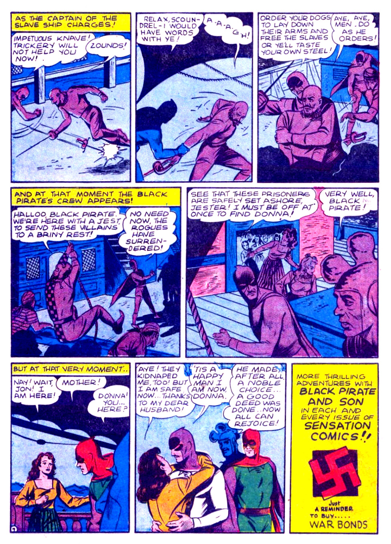 Read online Sensation (Mystery) Comics comic -  Issue #29 - 23