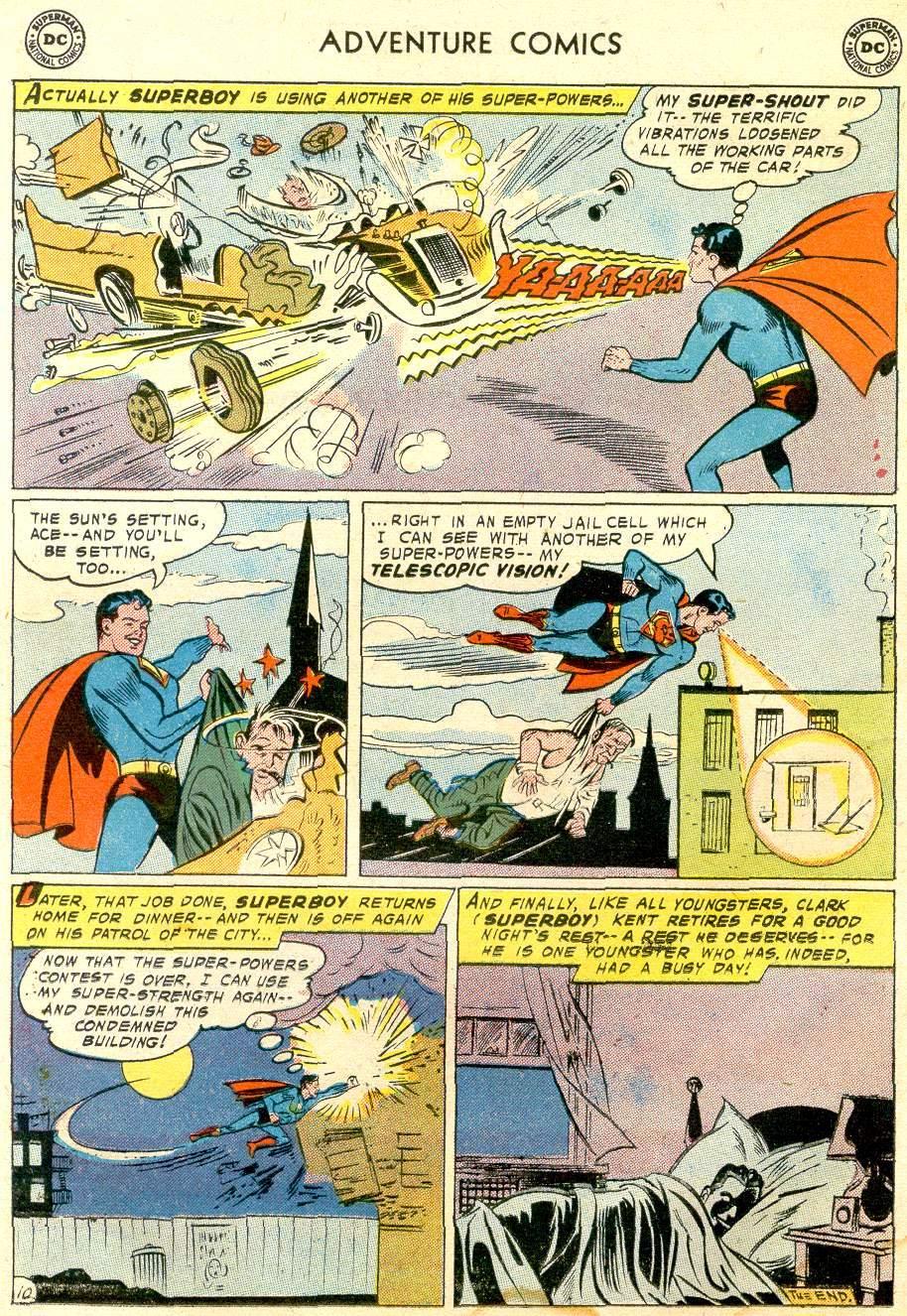 Read online Adventure Comics (1938) comic -  Issue #248 - 12