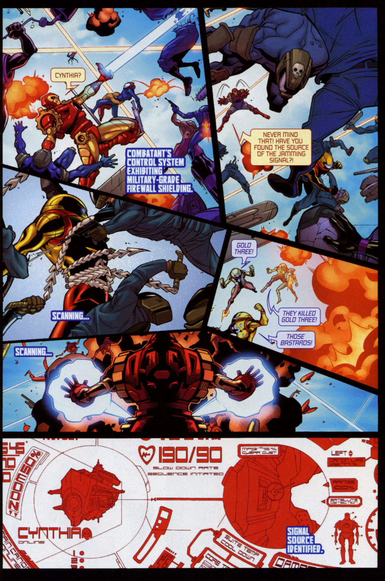Read online Astonishing Tales (2009) comic -  Issue #4 - 13