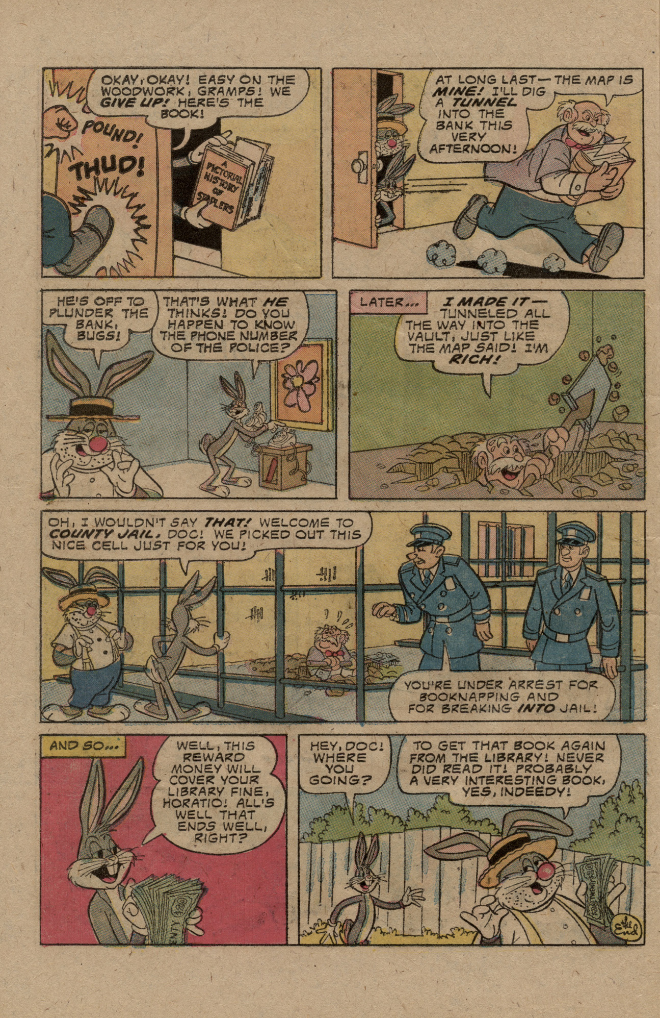 Bugs Bunny (1952) issue 162 - Page 26