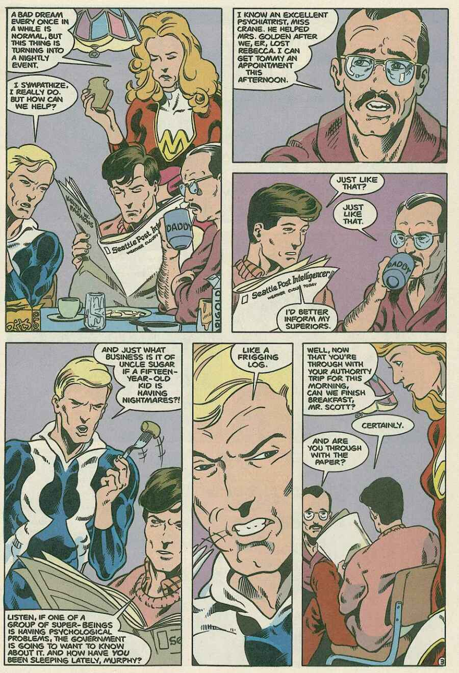 Elementals (1984) issue Special 1 - Page 6