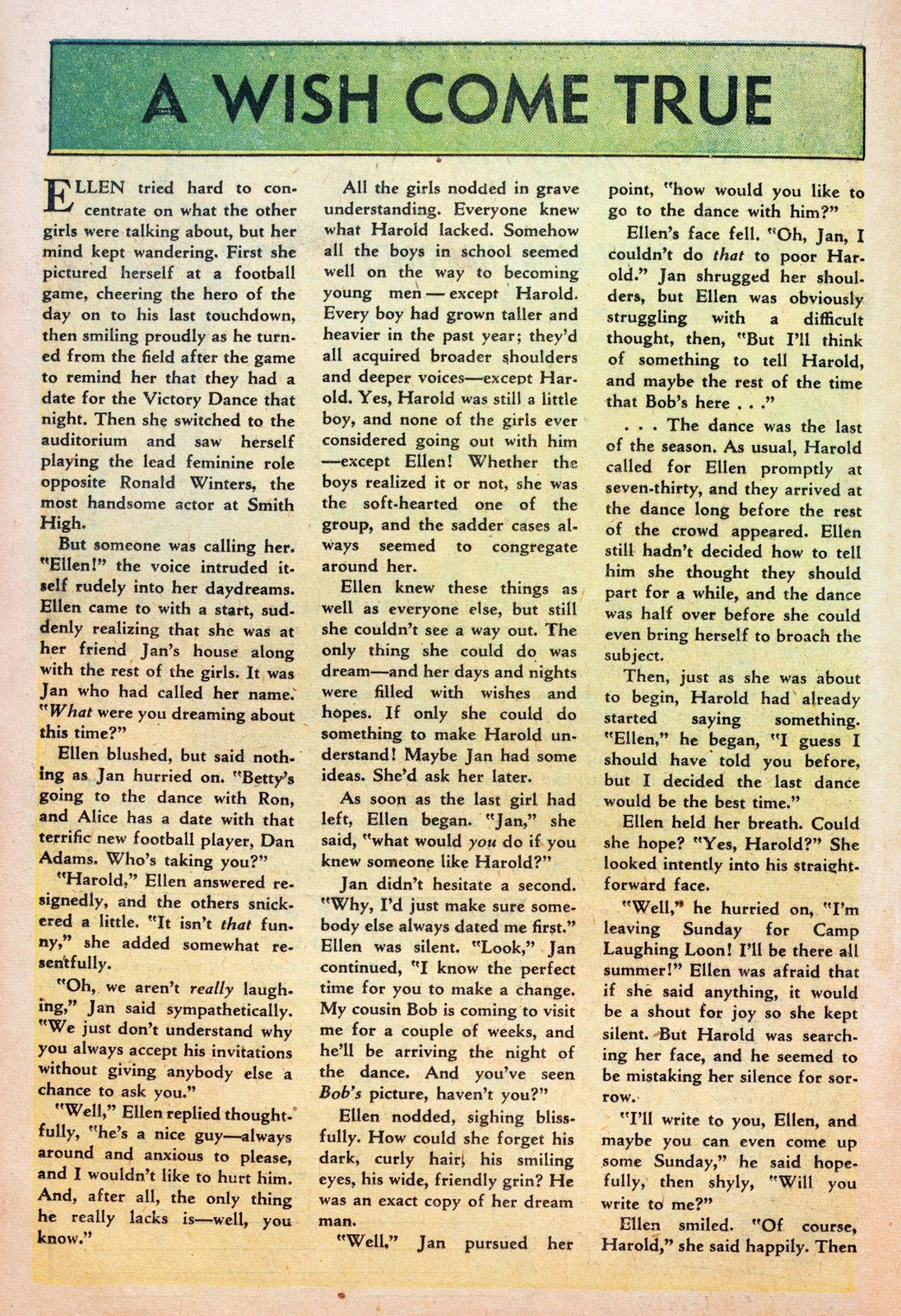 Read online Comedy Comics (1948) comic -  Issue #6 - 18