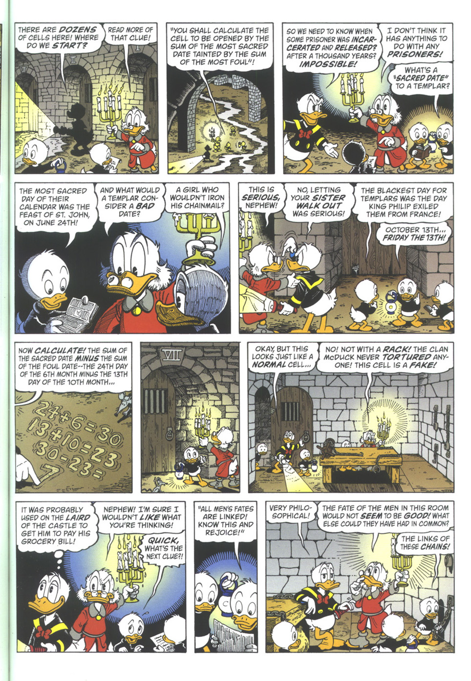 Read online Uncle Scrooge (1953) comic -  Issue #342 - 27