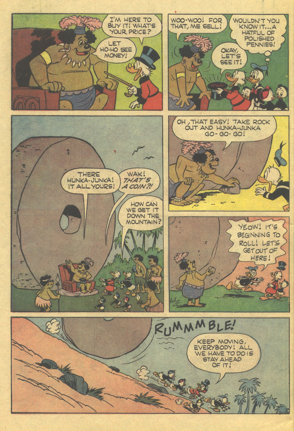 Read online Uncle Scrooge (1953) comic -  Issue #83 - 30