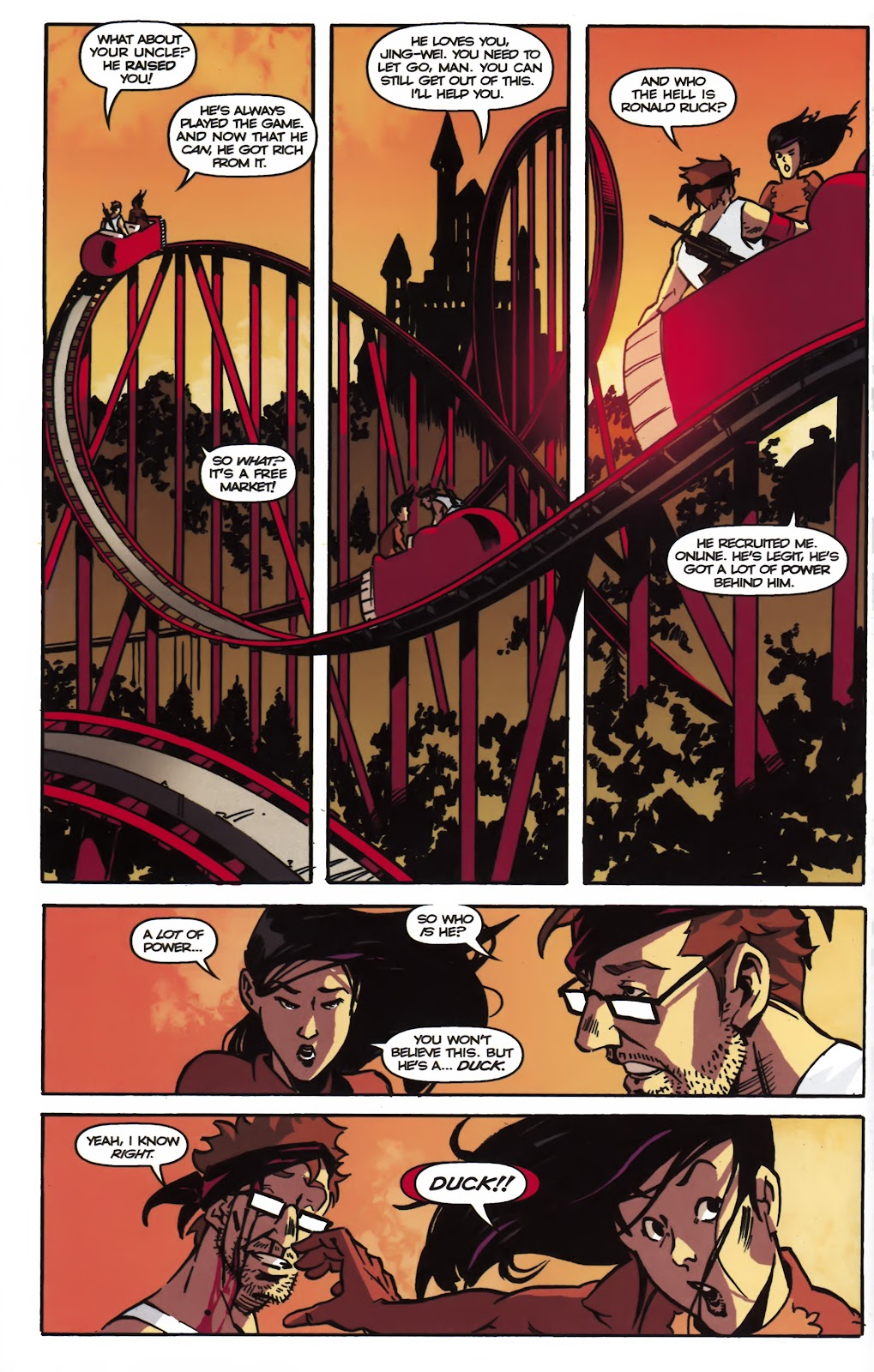 Read online Ricky Rouse Has A Gun comic -  Issue # TPB (Part 2) - 57