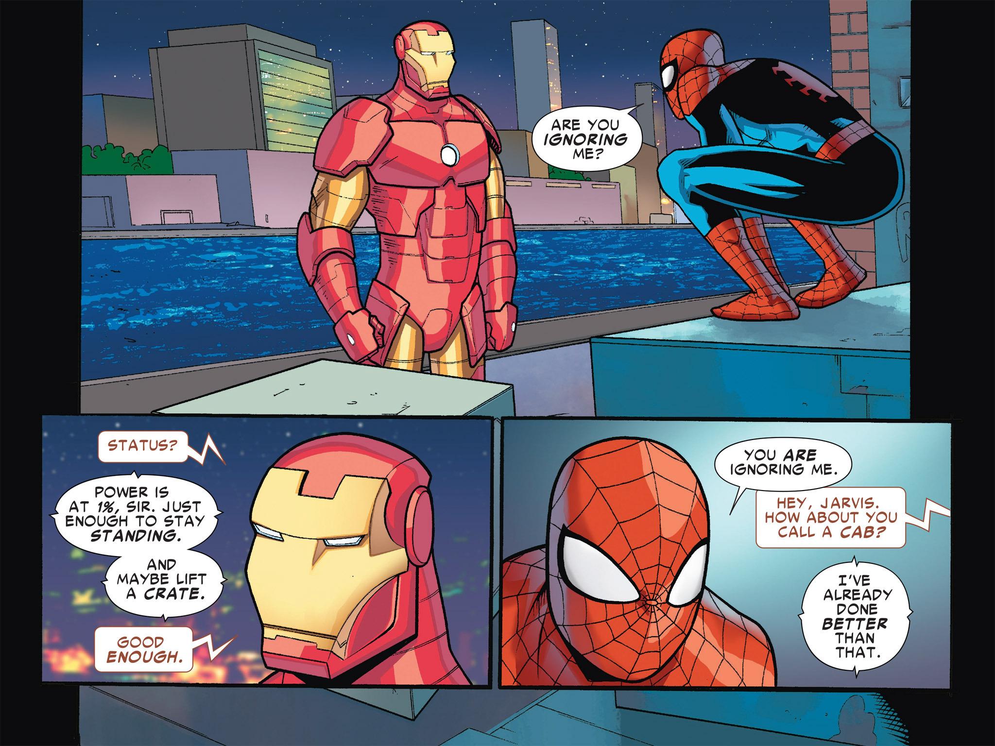Read online Ultimate Spider-Man (Infinite Comics) (2016) comic -  Issue #5 - 47