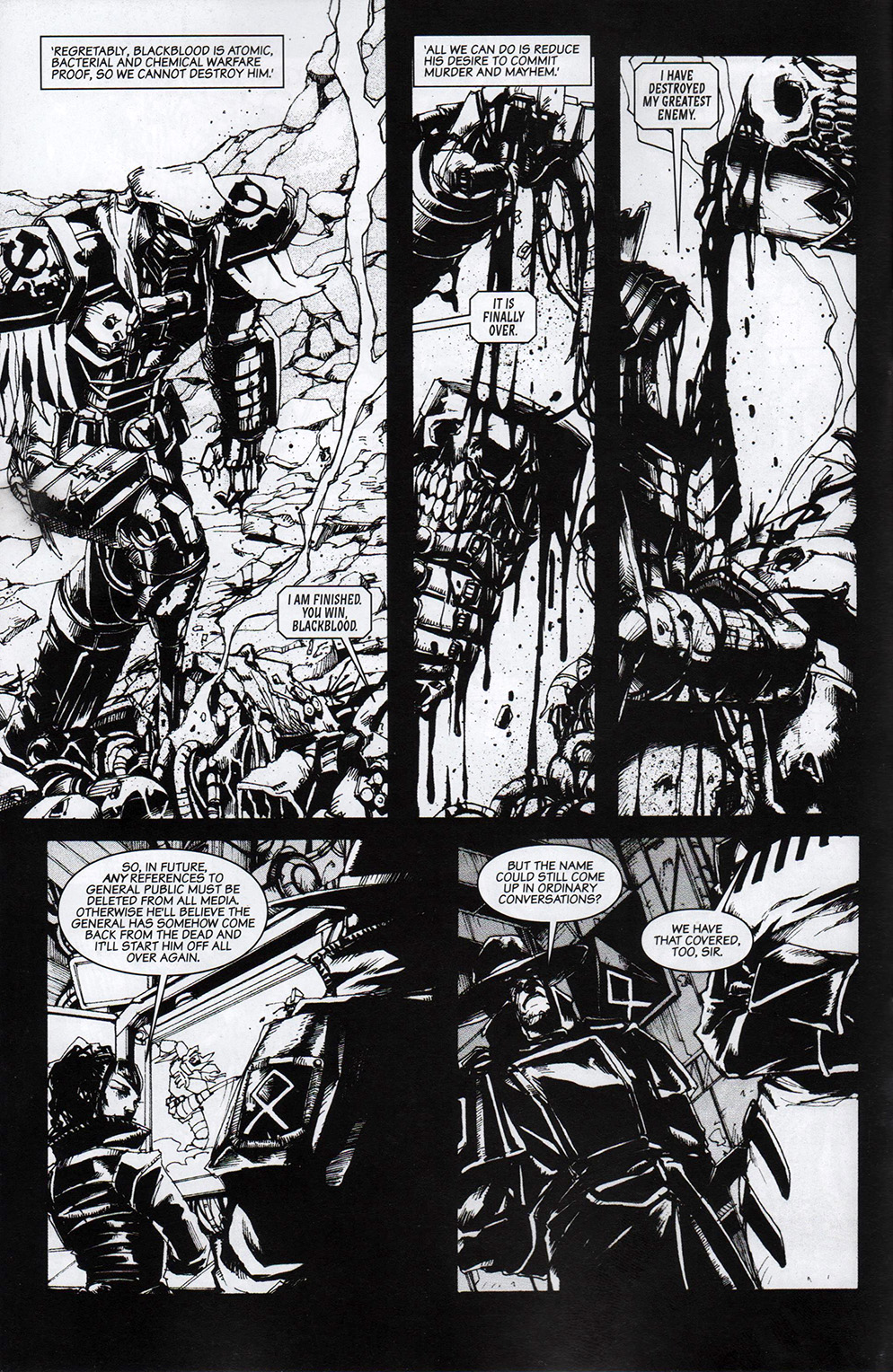 Read online Free Comic Book Day 2017 comic -  Issue # 2000 AD prog - 13