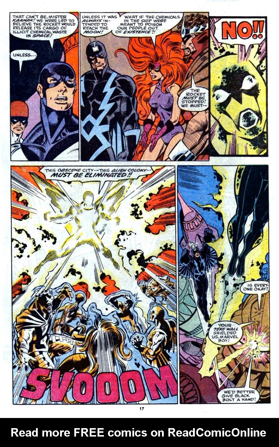 The New Warriors Issue #6 #10 - English 14