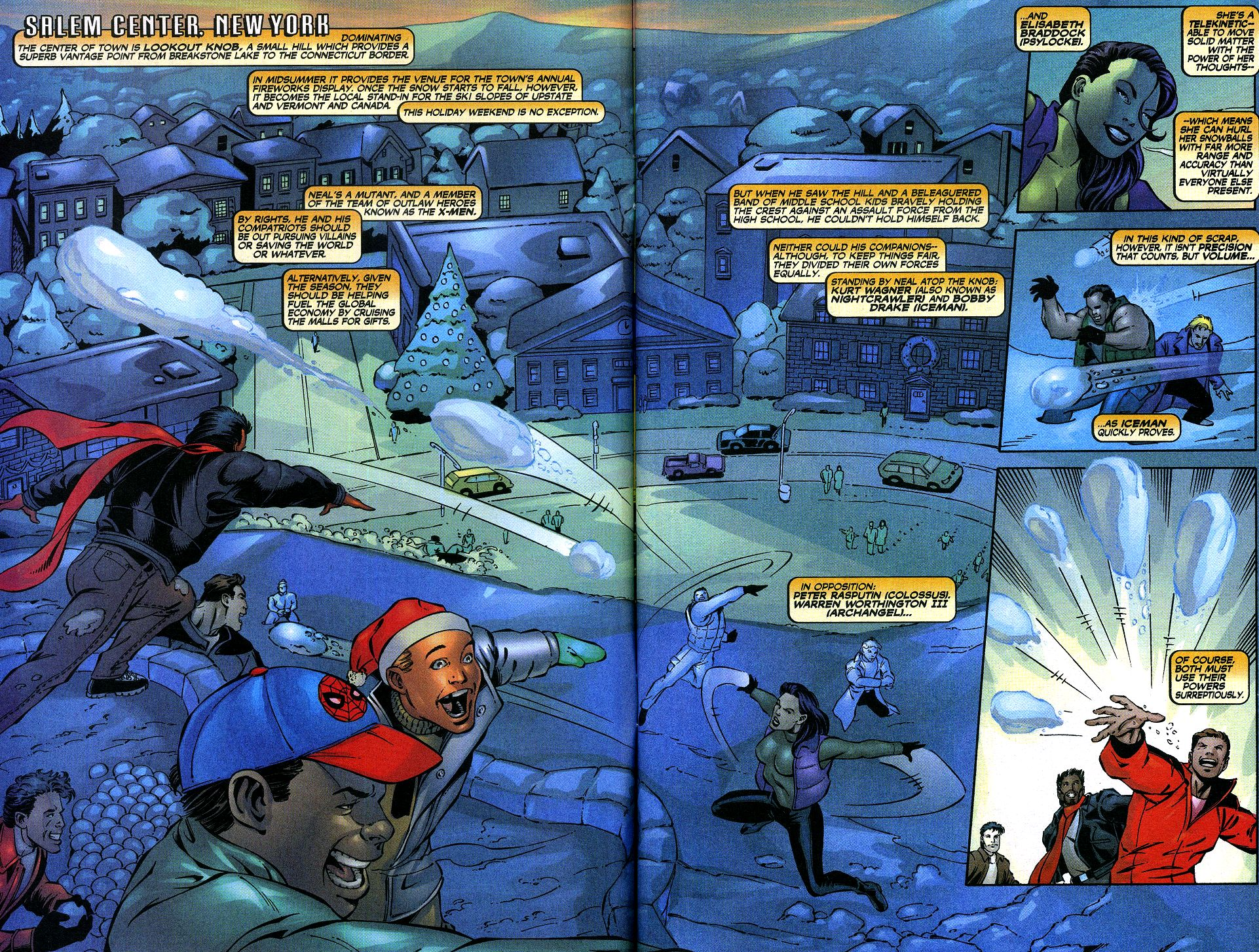 X-Men (1991) 109 Page 2