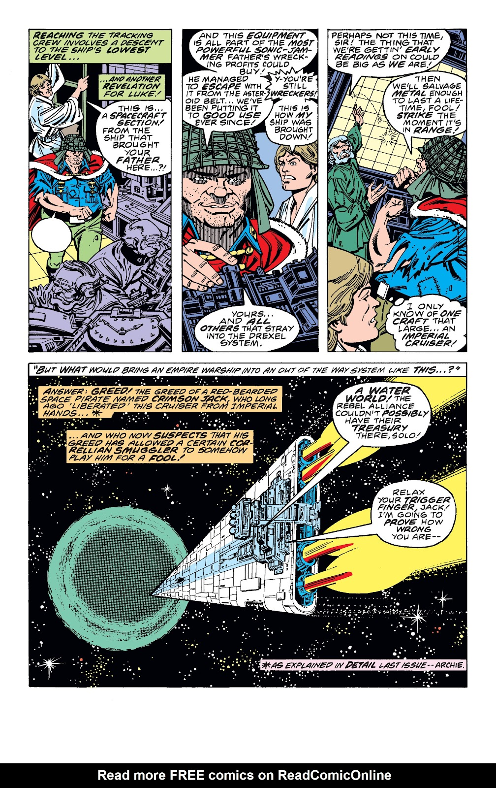 Read online Star Wars Legends: The Original Marvel Years - Epic Collection comic -  Issue # TPB 1 (Part 3) - 36