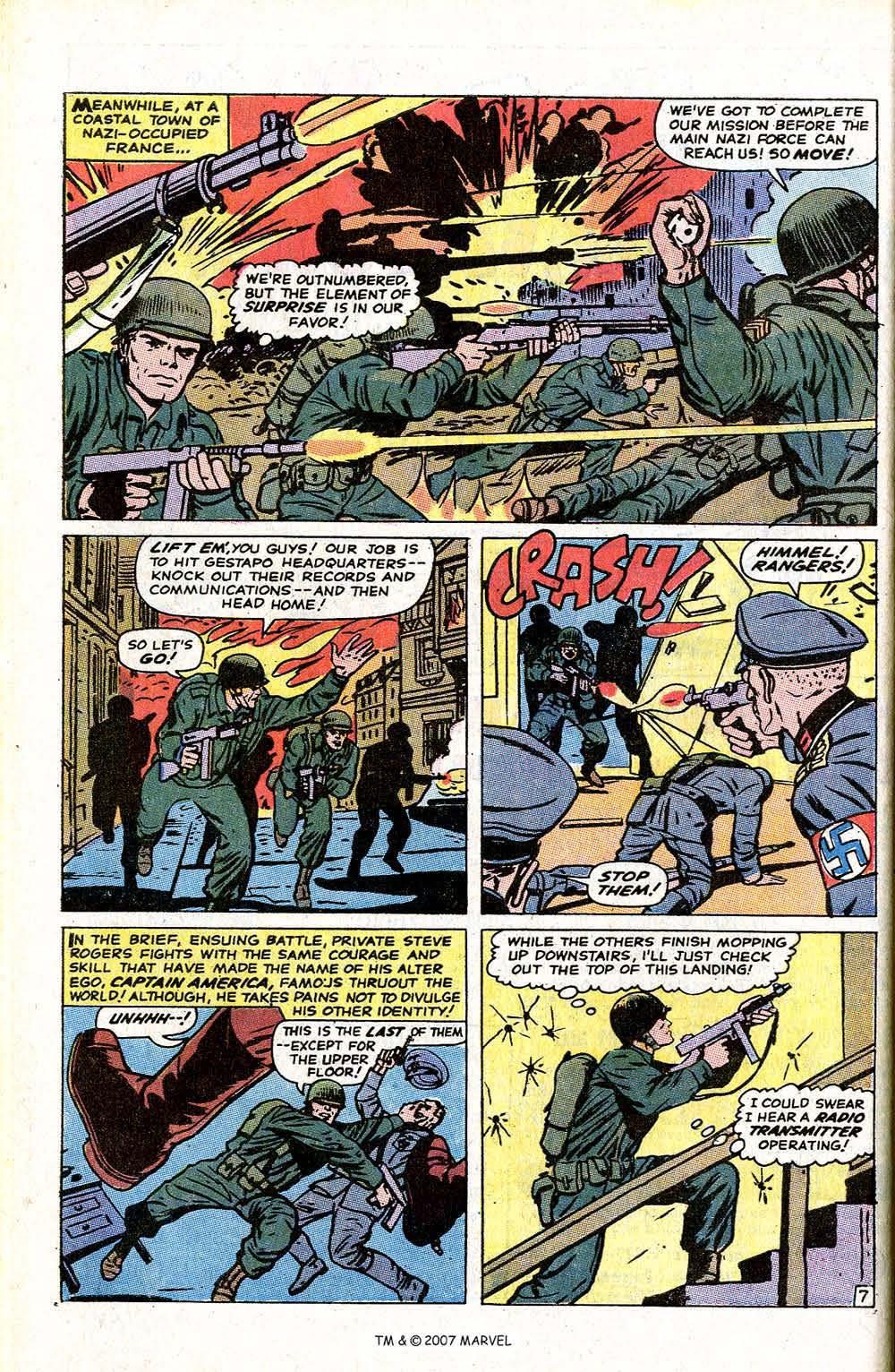 Read online Captain America (1968) comic -  Issue # _Annual 1 - 24