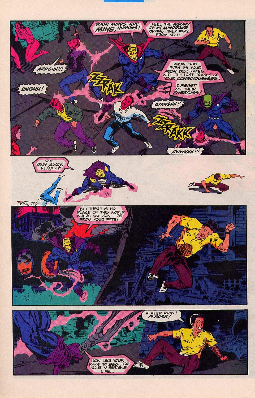 Read online Sleepwalker comic -  Issue #26 - 5