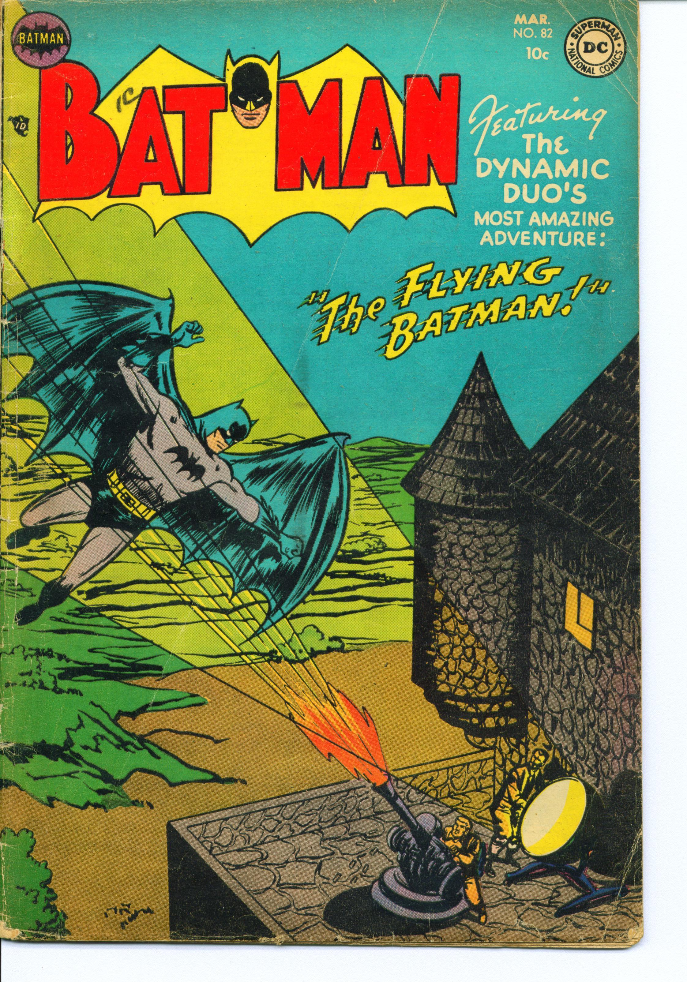 Batman (1940) 82 Page 1