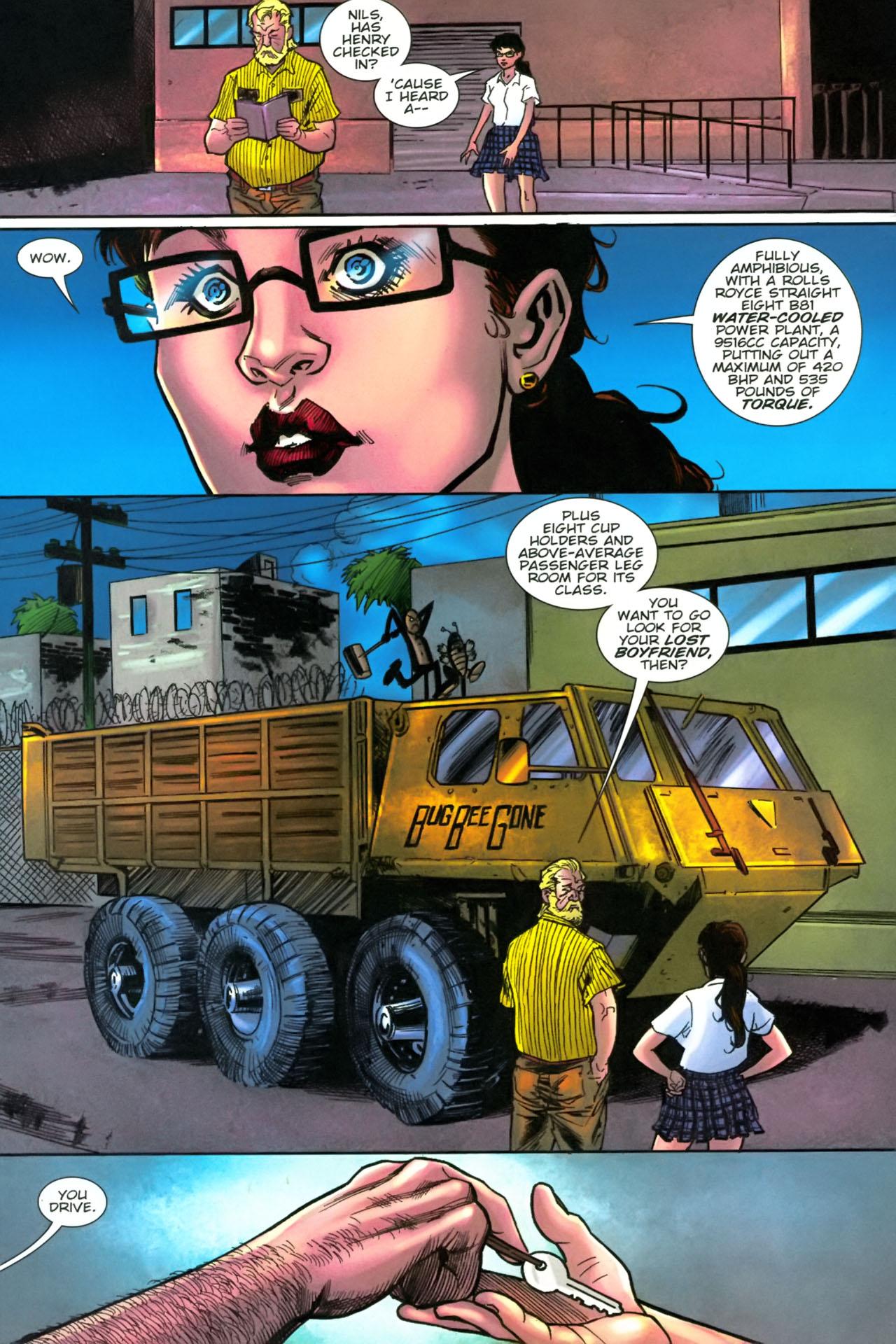 Read online The Exterminators comic -  Issue #22 - 14