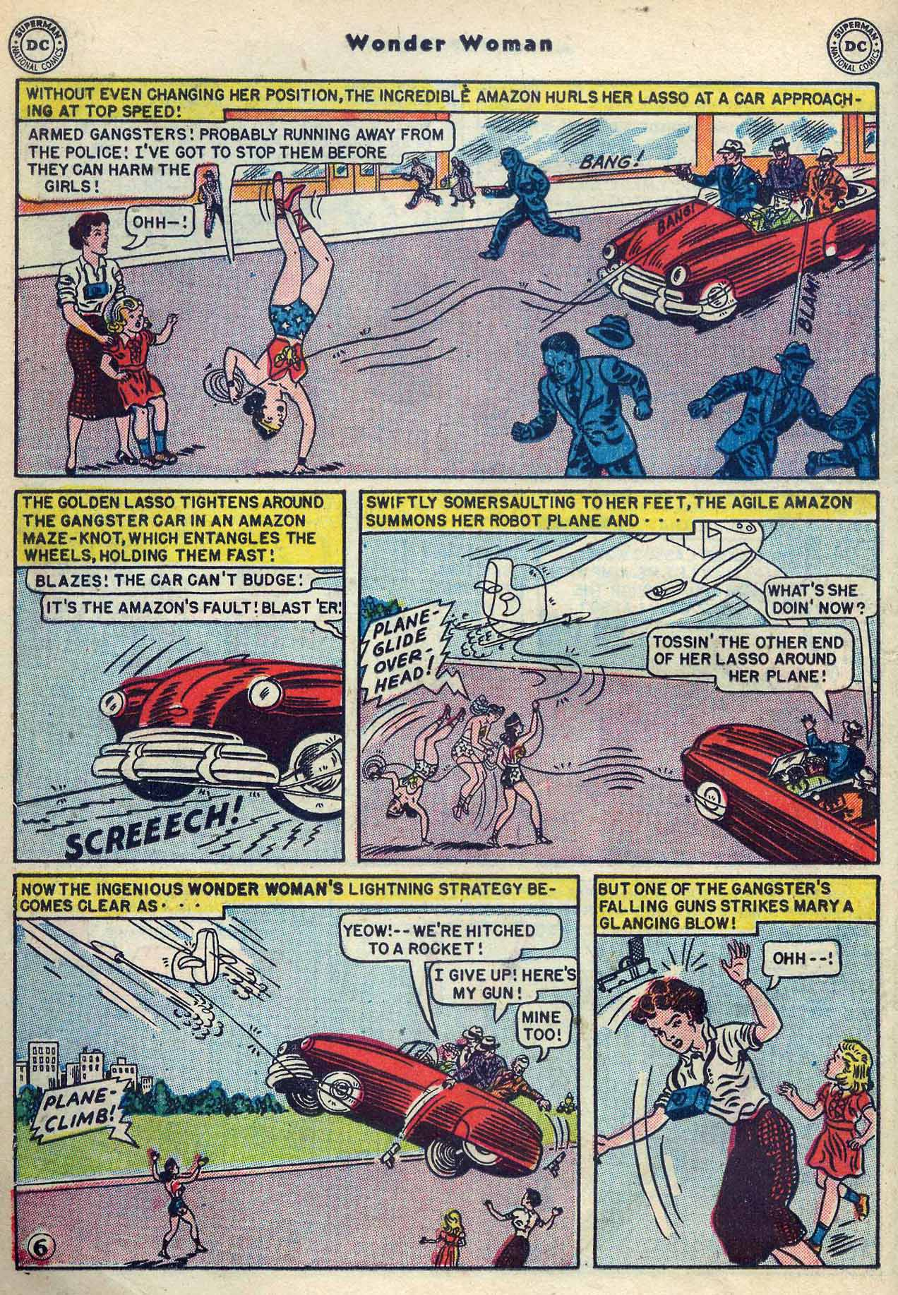Read online Wonder Woman (1942) comic -  Issue #53 - 20