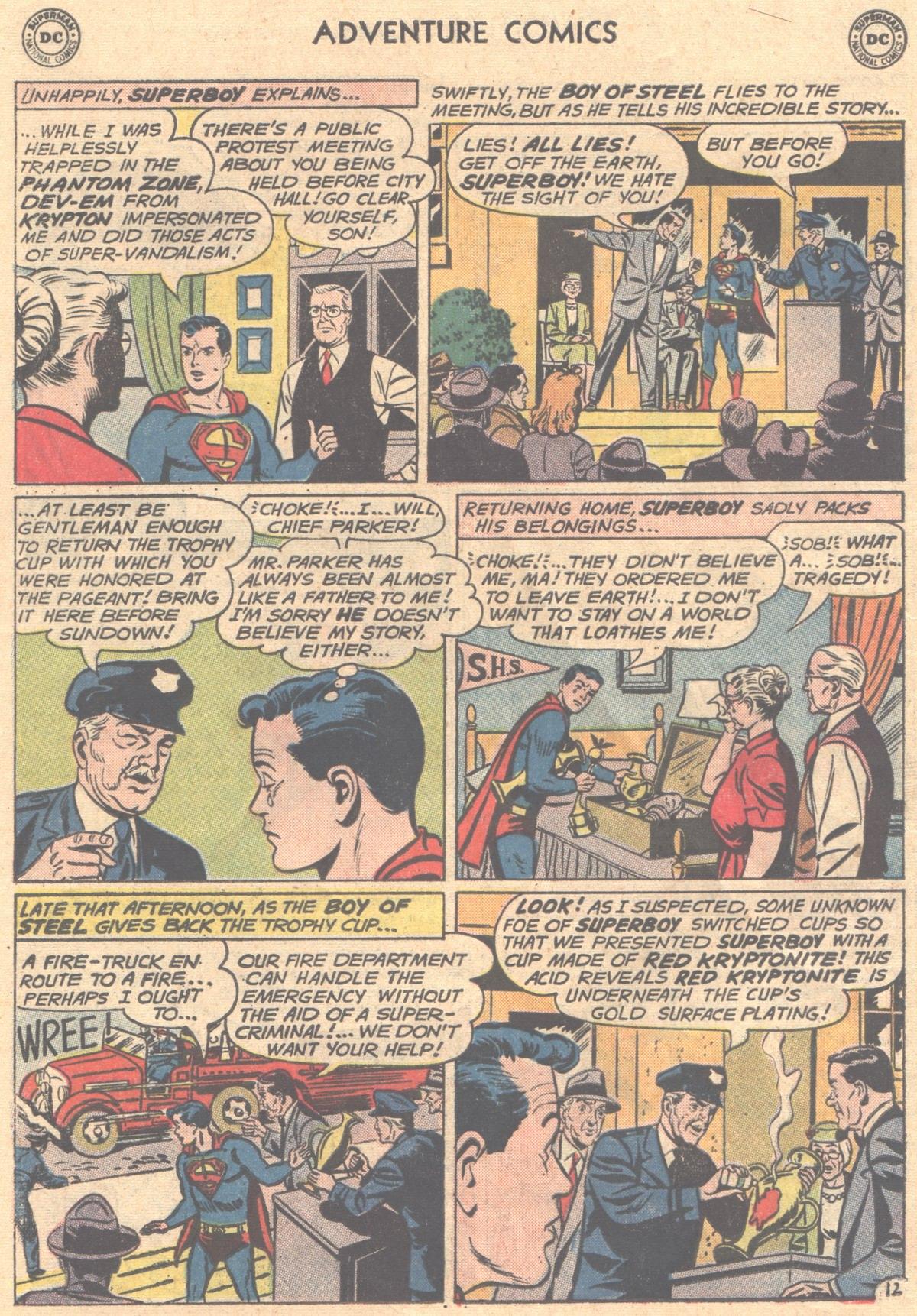 Read online Adventure Comics (1938) comic -  Issue #288 - 14