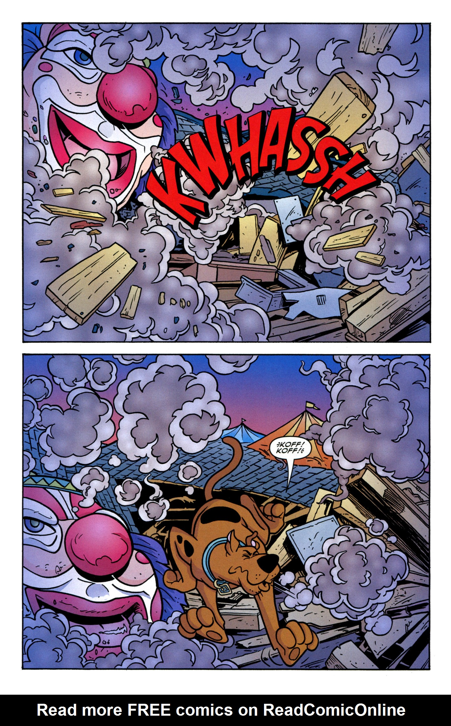 Read online Scooby-Doo: Where Are You? comic -  Issue #14 - 13