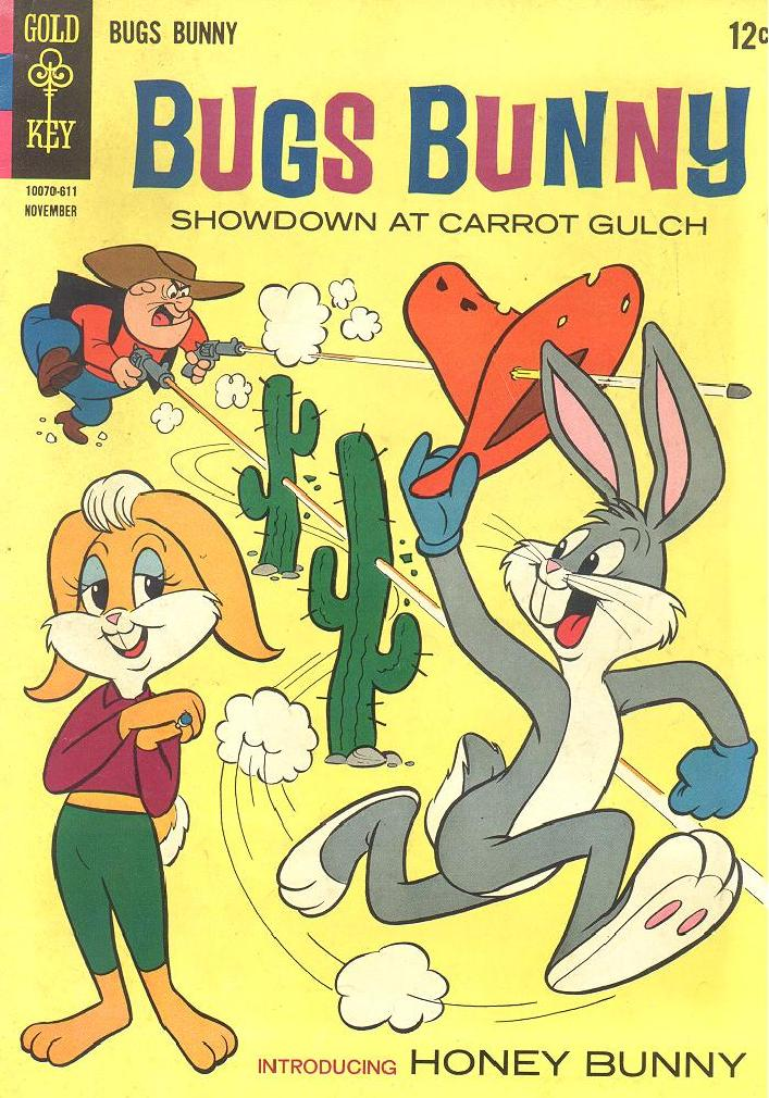 Bugs Bunny 108 Page 1