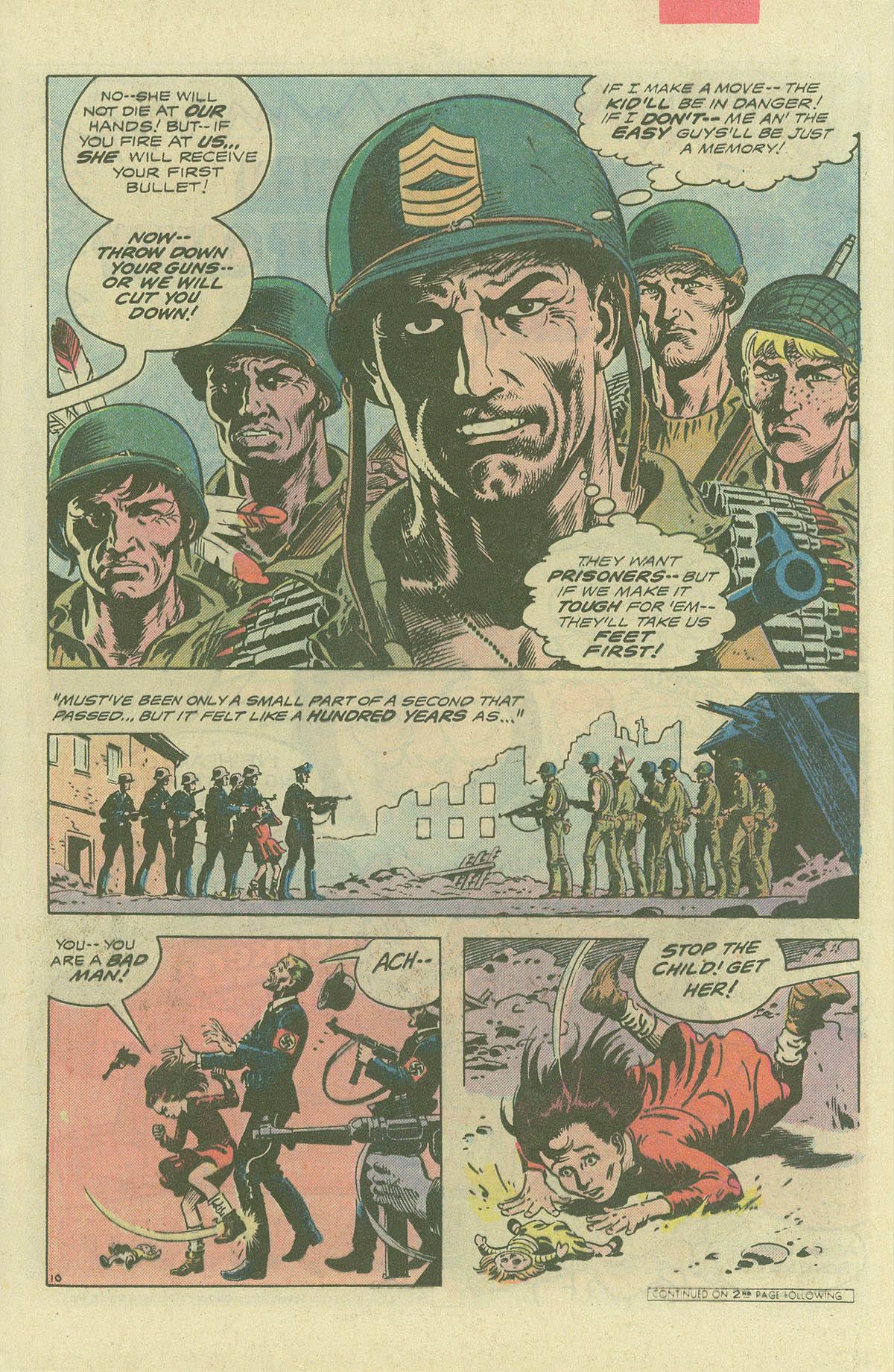 Read online Sgt. Rock comic -  Issue #396 - 12
