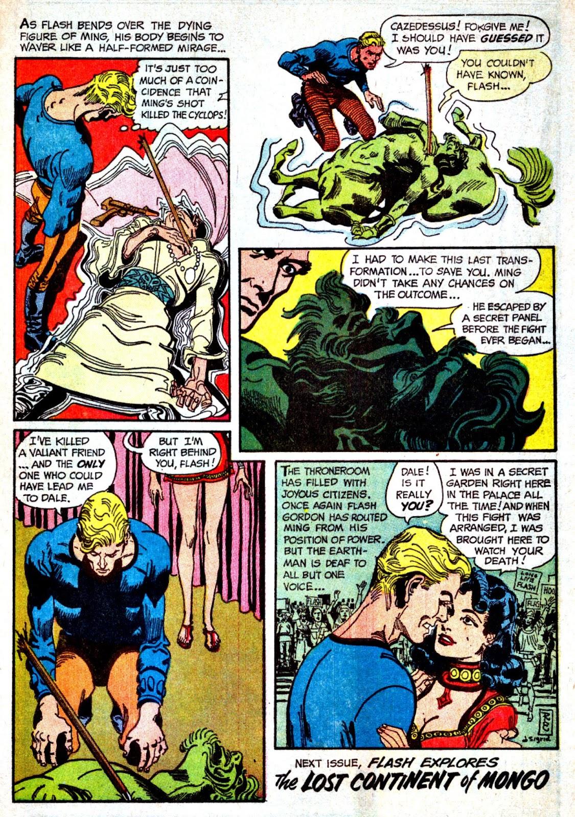 Flash Gordon (1966) issue 3 - Page 30