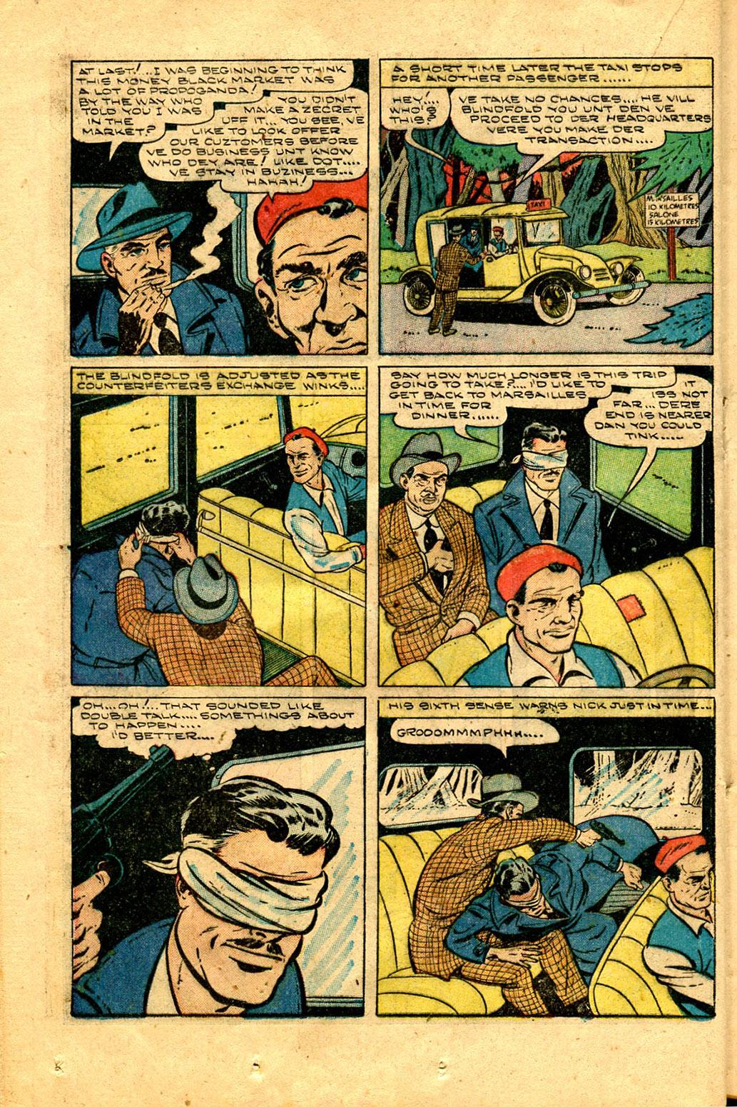 Read online Shadow Comics comic -  Issue #100 - 32