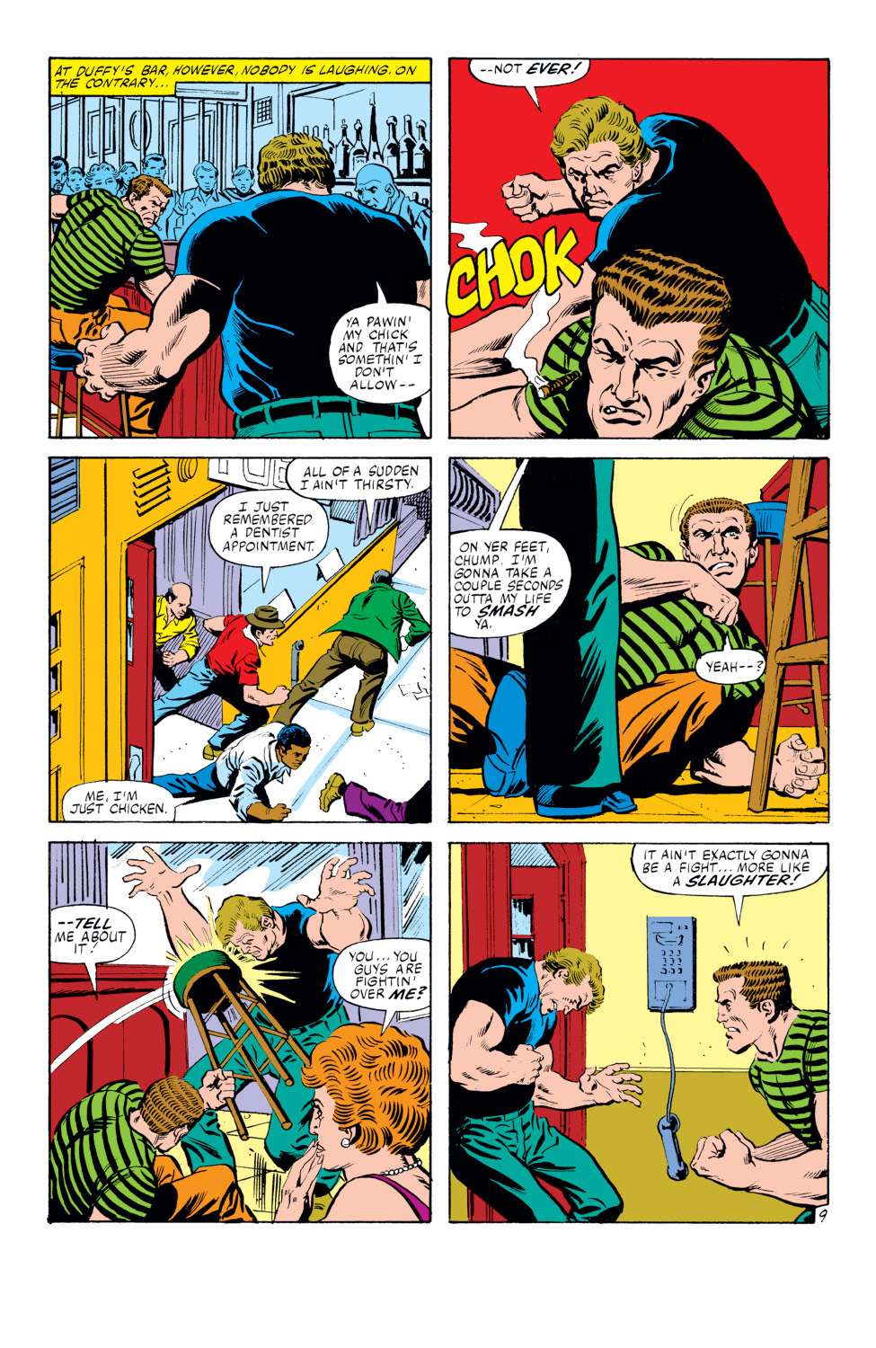 The Amazing Spider-Man (1963) 217 Page 9