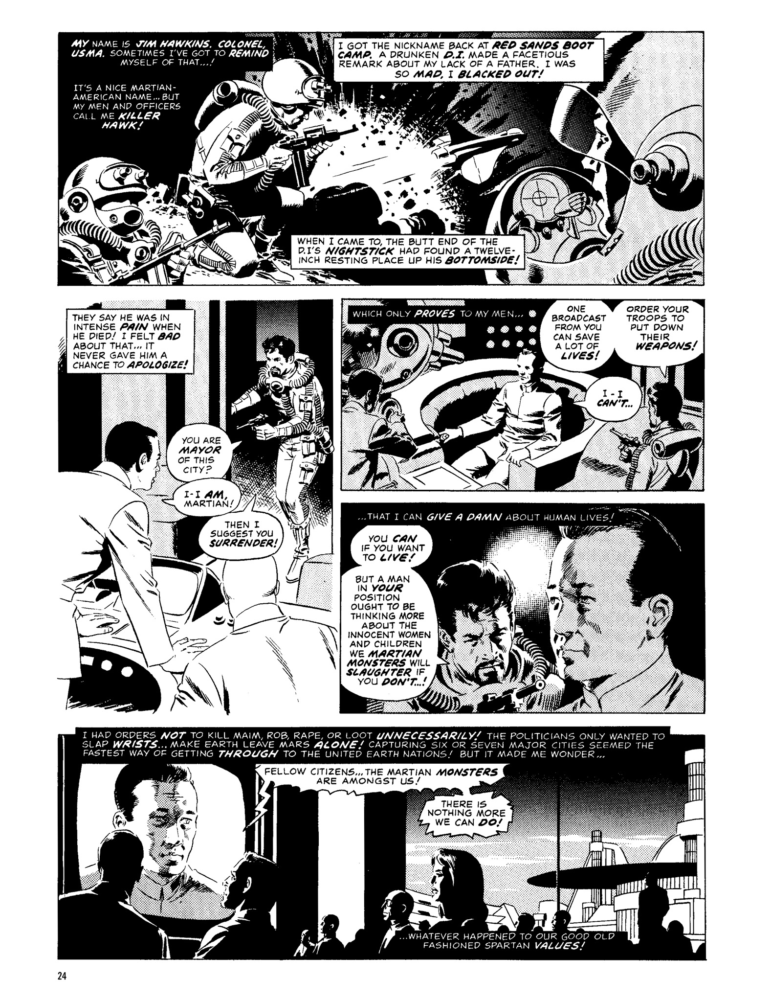 Read online Eerie Archives comic -  Issue # TPB 13 - 25