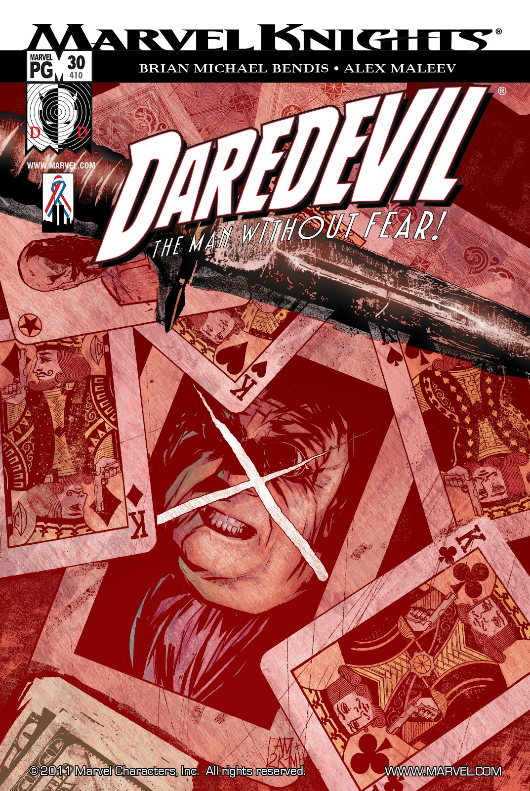 Read online Daredevil (1998) comic -  Issue # _Ultimate_Collection TPB 1 (Part 2) - 71