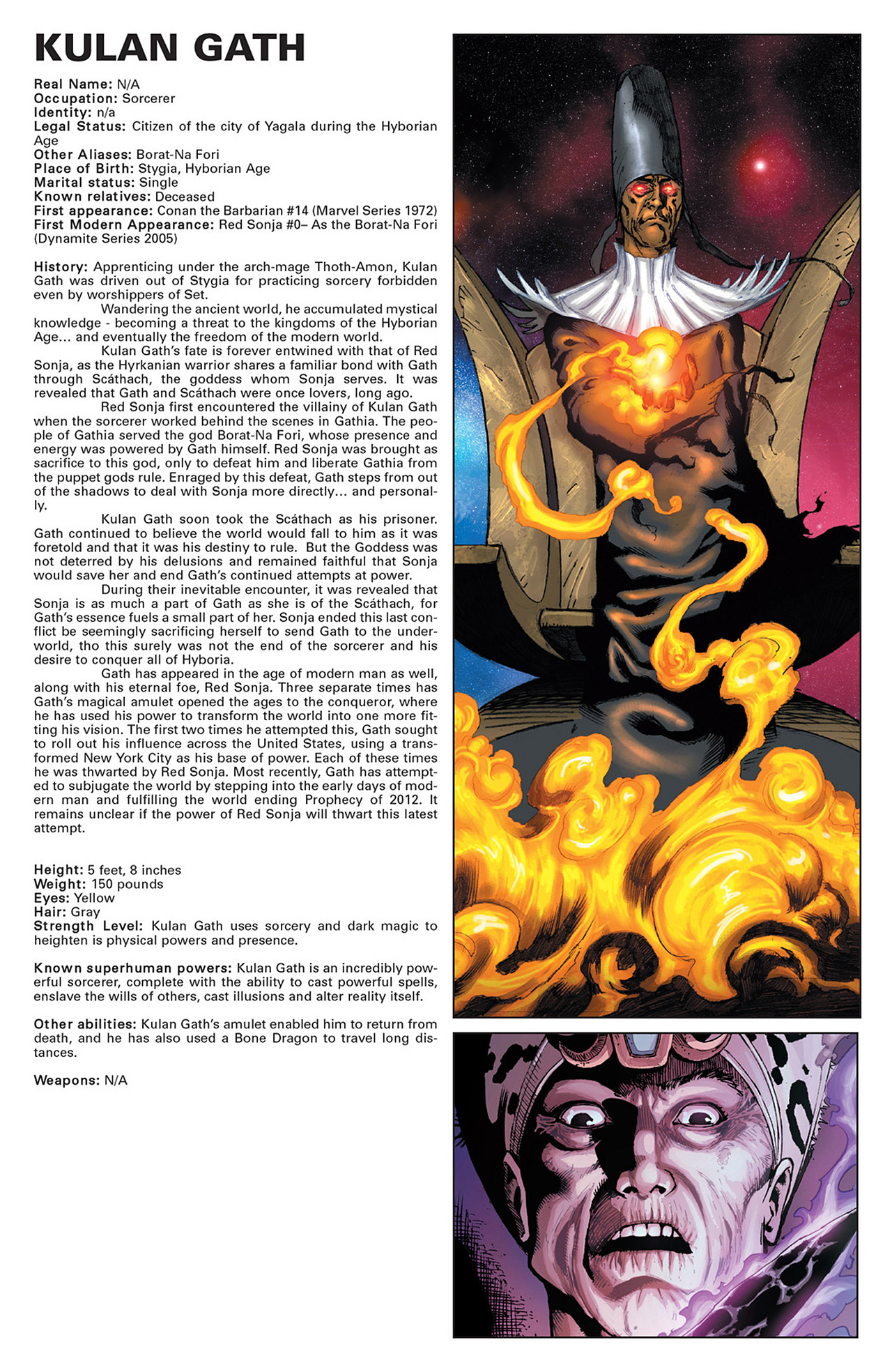 Read online Prophecy comic -  Issue #2 - 21