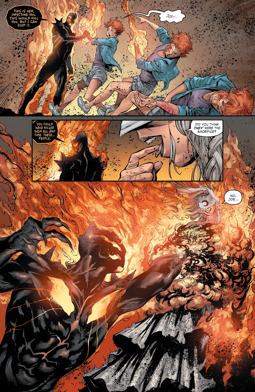 Read online The Curse of Brimstone: Ashes comic -  Issue # TPB (Part 1) - 68