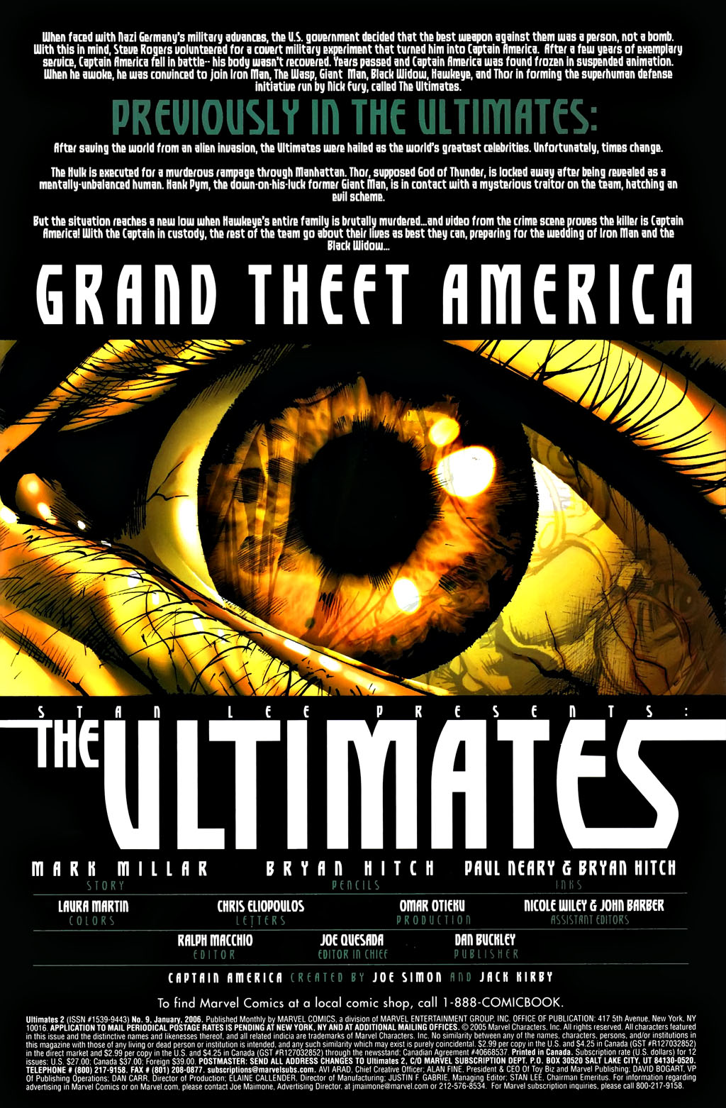 Read online Ultimates 2 comic -  Issue #9 - 3