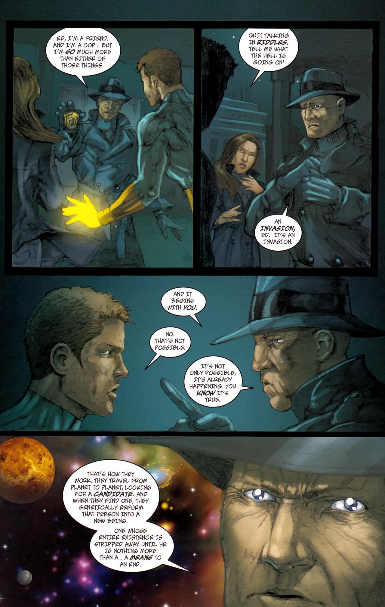 Read online Phoenix comic -  Issue #2 - 21