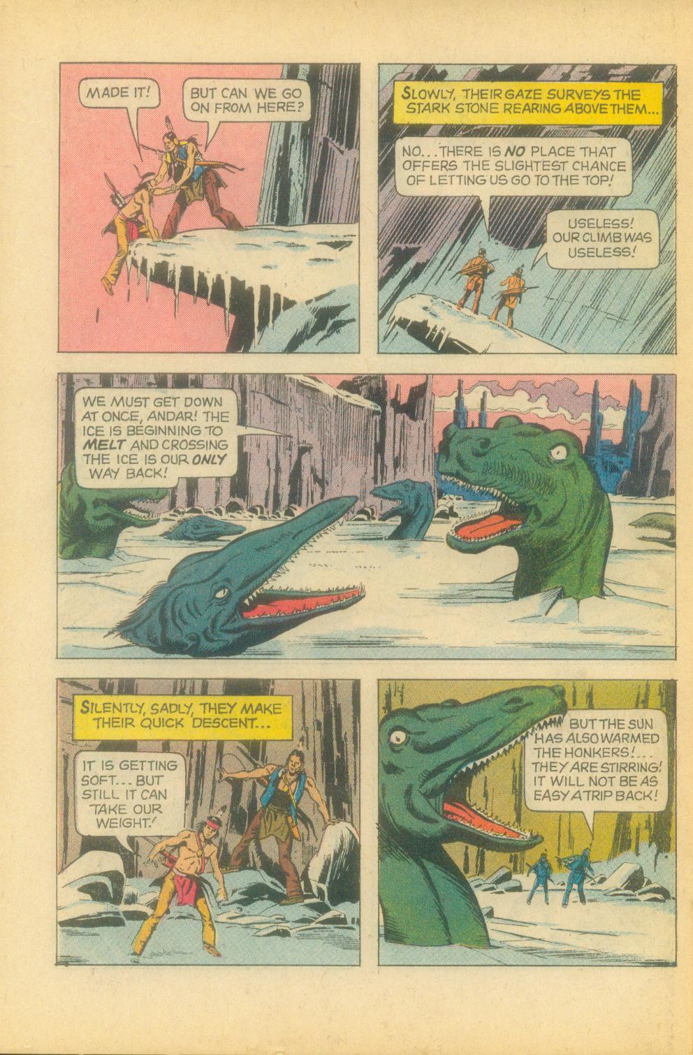 Read online Turok, Son of Stone comic -  Issue #81 - 26