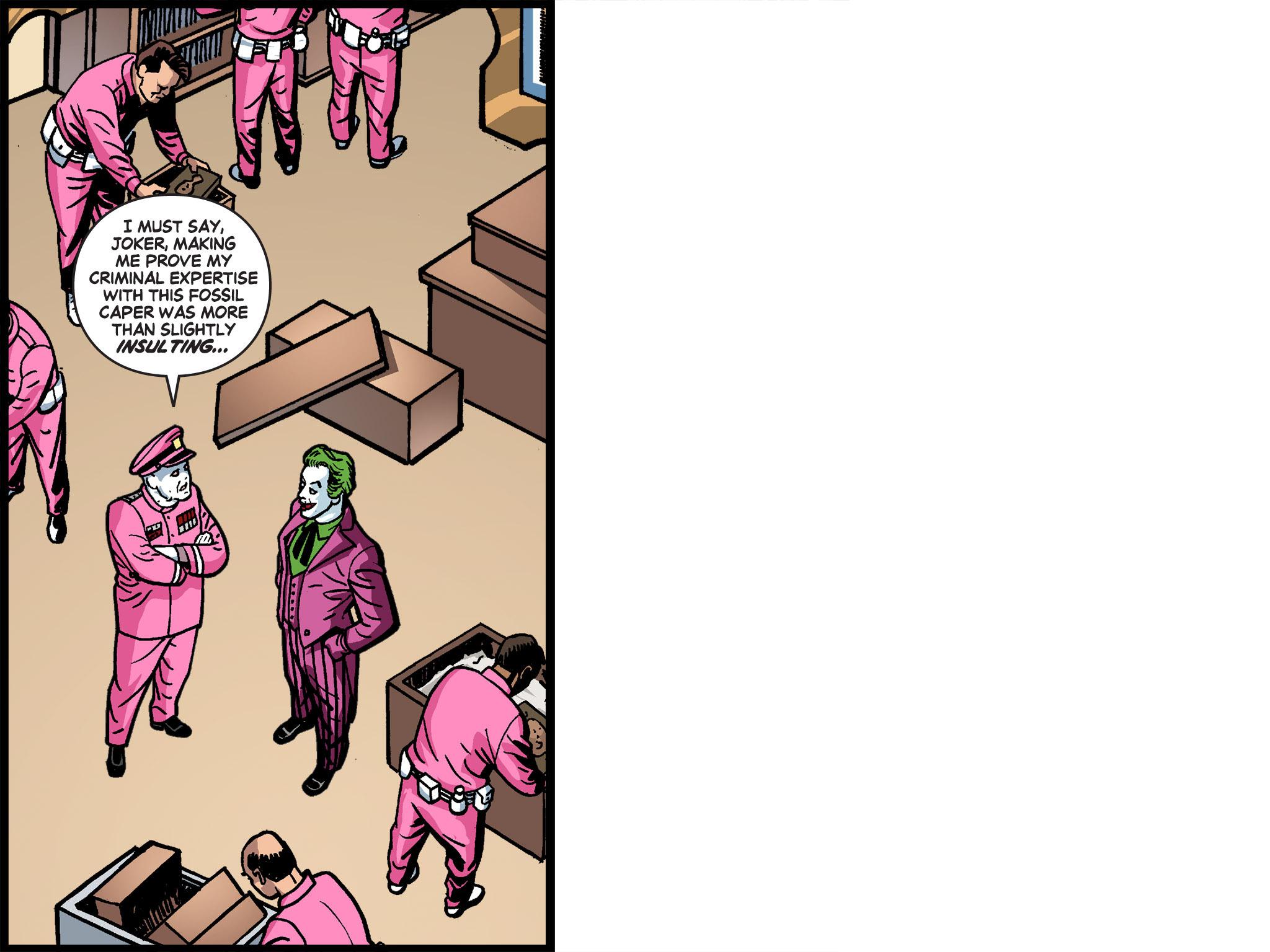 Read online Batman '66 Meets the Green Hornet [II] comic -  Issue #4 - 2