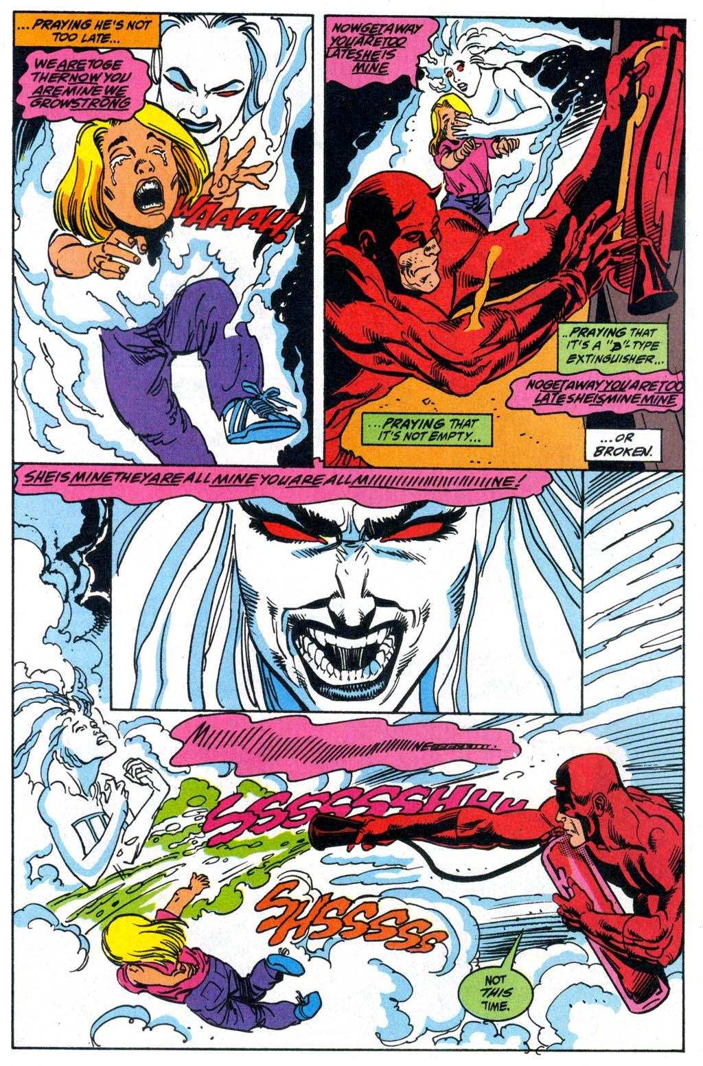 Read online Daredevil vs. Vapora comic -  Issue # Full - 16