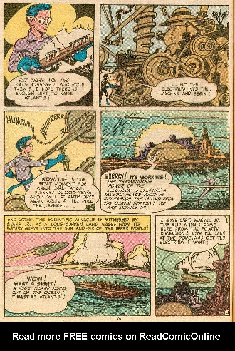 Read online Shazam! (1973) comic -  Issue #12 - 65