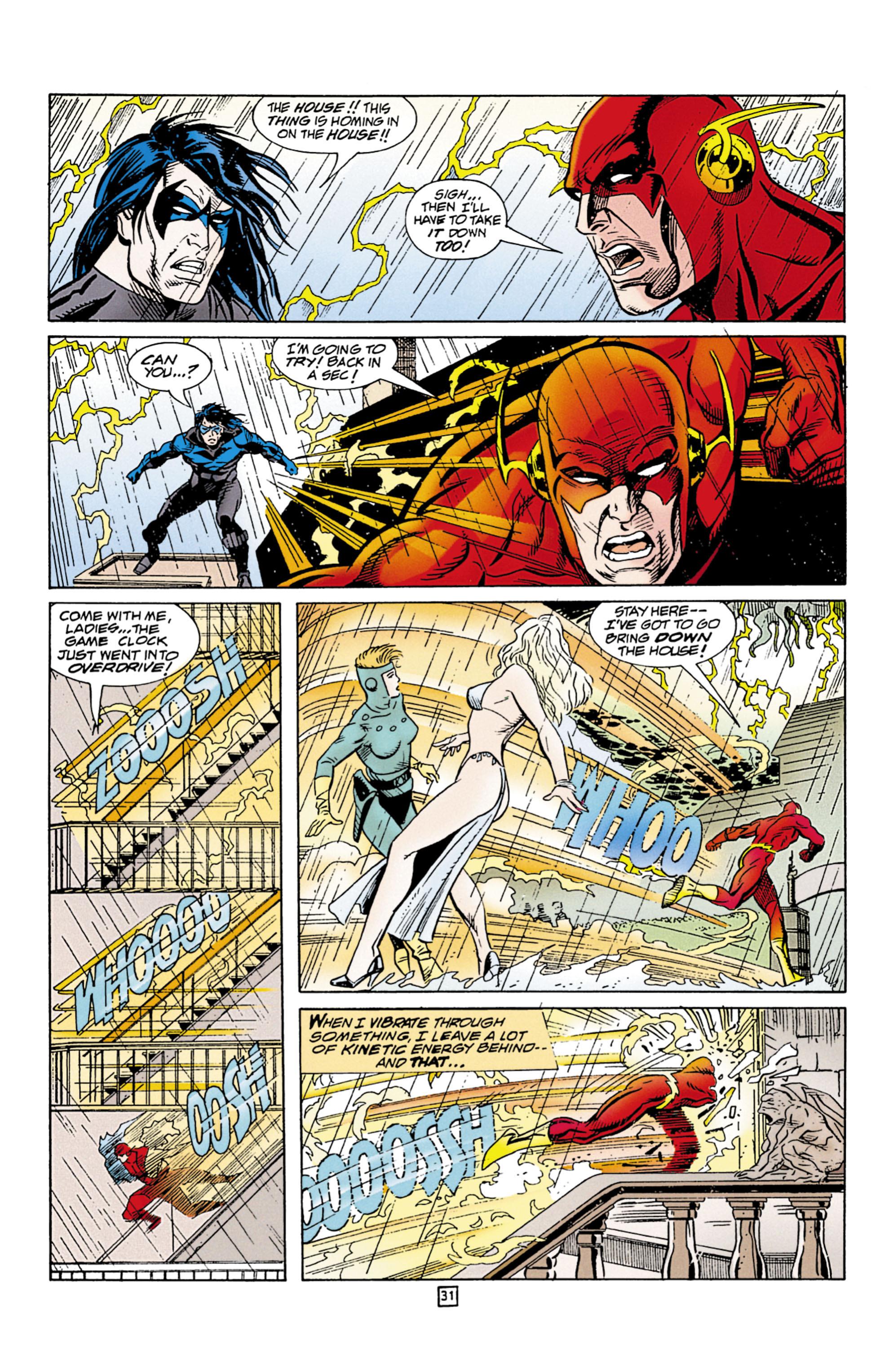 Read online Flash Plus comic -  Issue # Full - 32