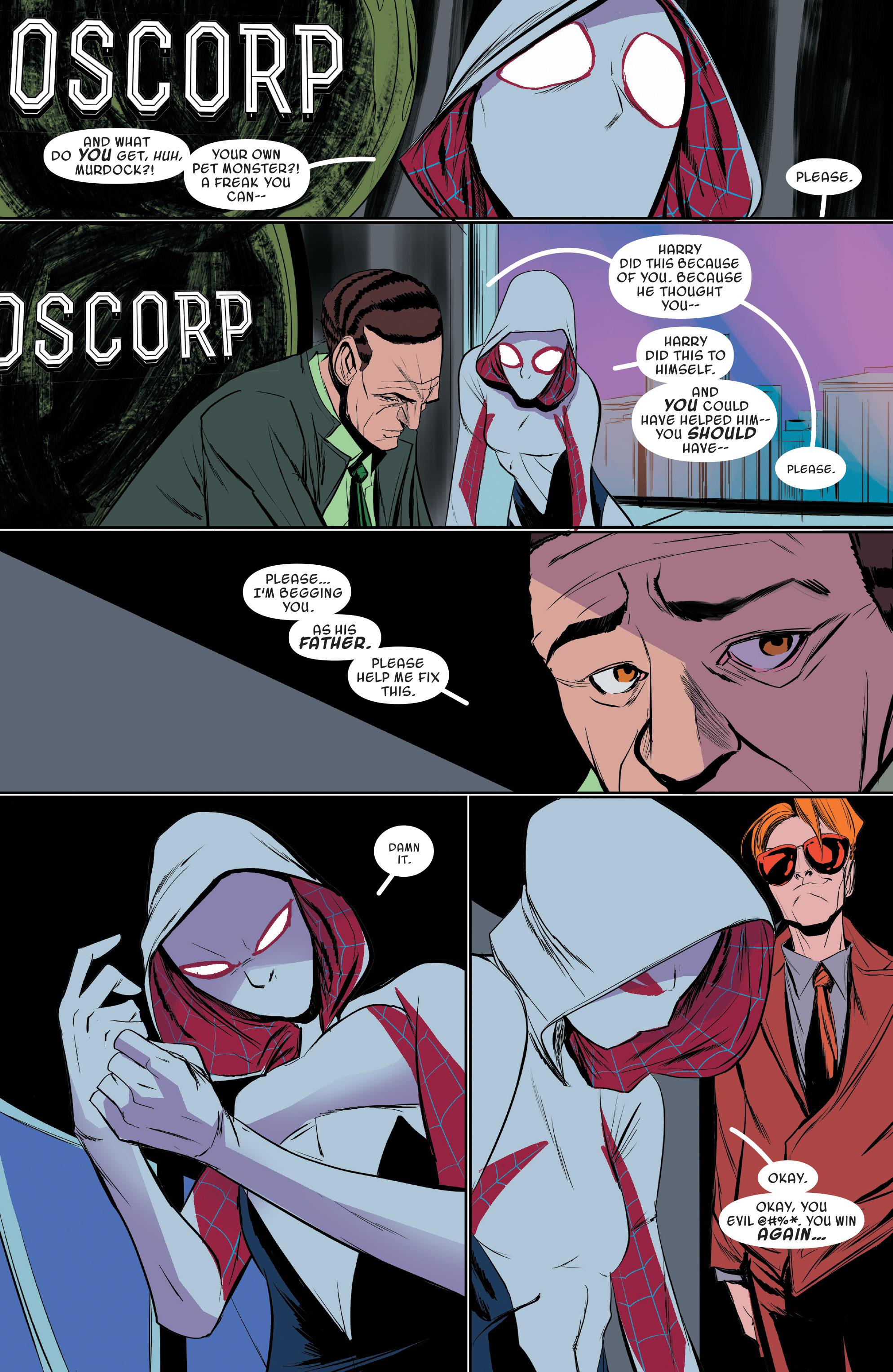 Read online Spider-Gwen [II] comic -  Issue #19 - 20
