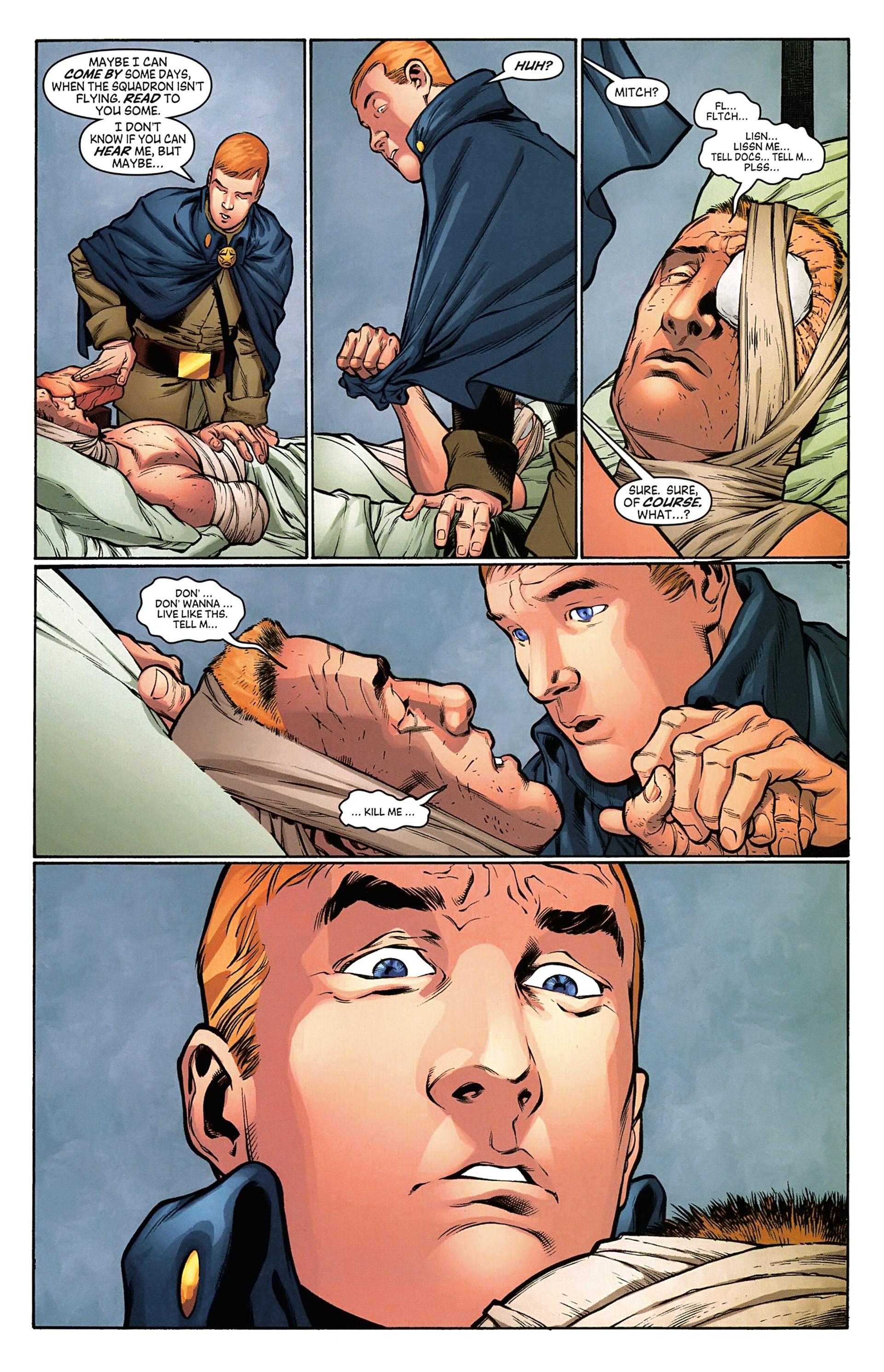Read online Arrowsmith comic -  Issue #4 - 18