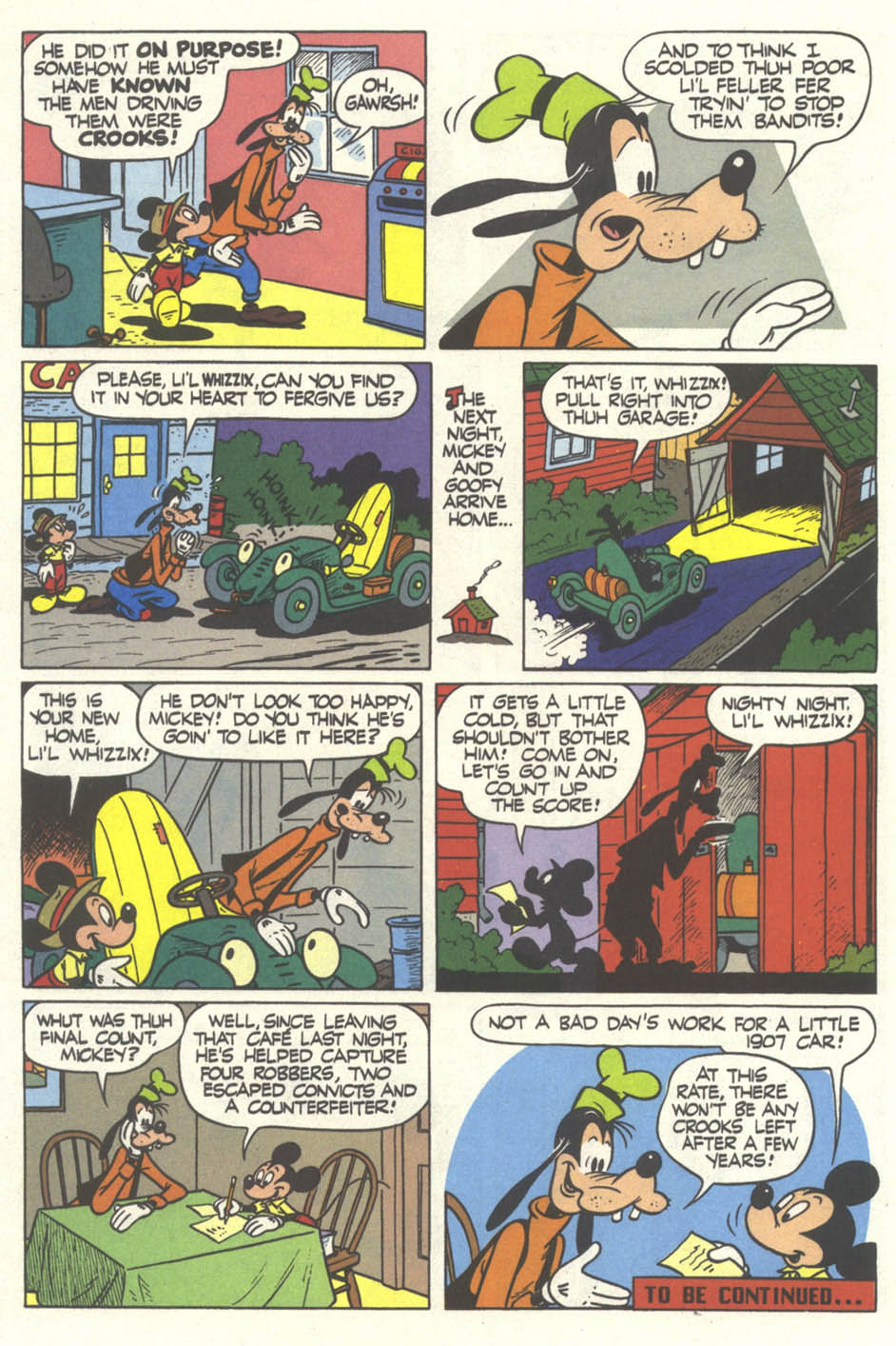 Walt Disney's Comics and Stories issue 554 - Page 34