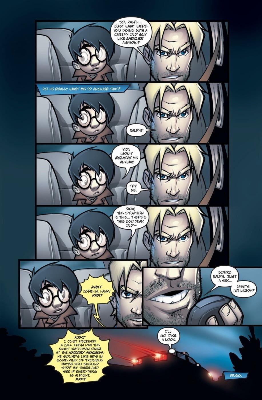 Read online Ralph Filmore comic -  Issue # Full - 30