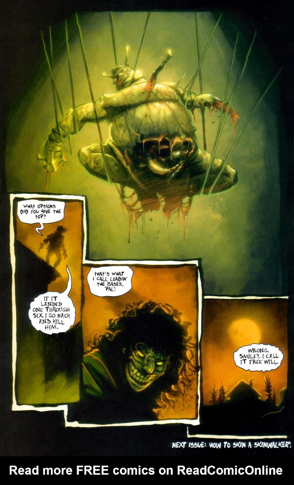 Read online Evil Ernie in Santa Fe comic -  Issue #1 - 23