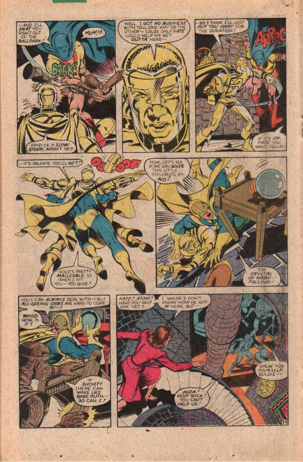 Read online All-Star Squadron comic -  Issue #23 - 18
